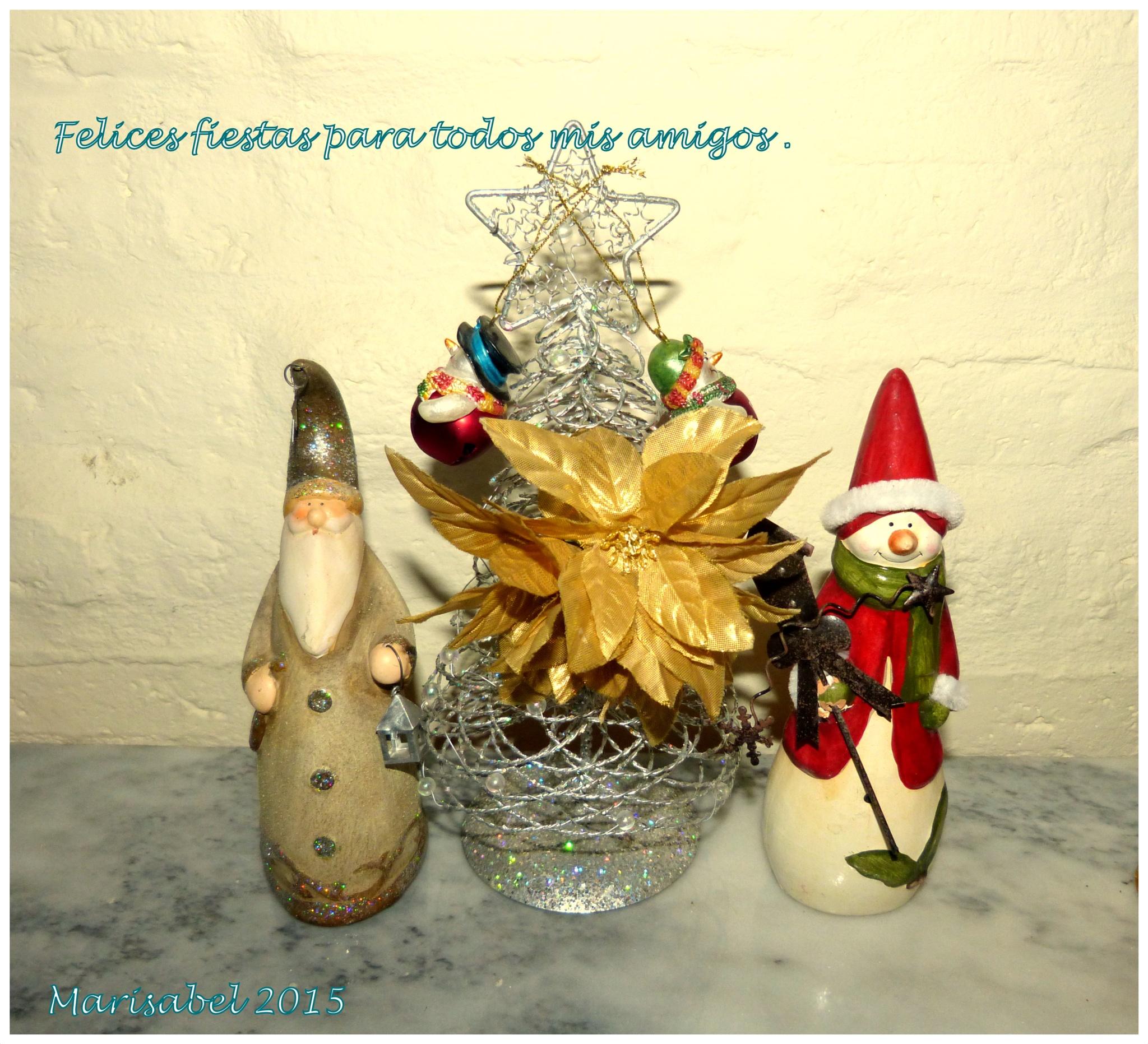Felices fiestas ! by marisabelcaferri