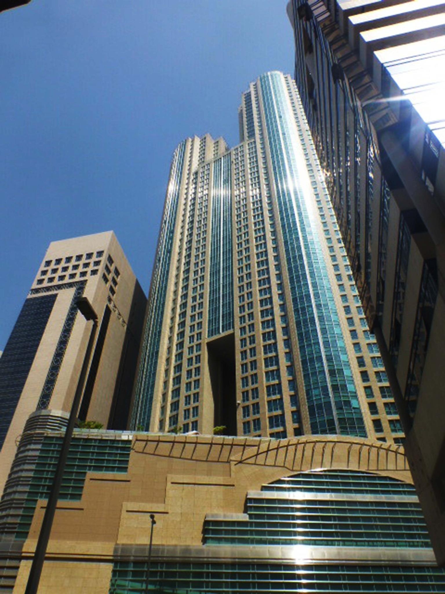 Abu Dabi City. by marisabelcaferri