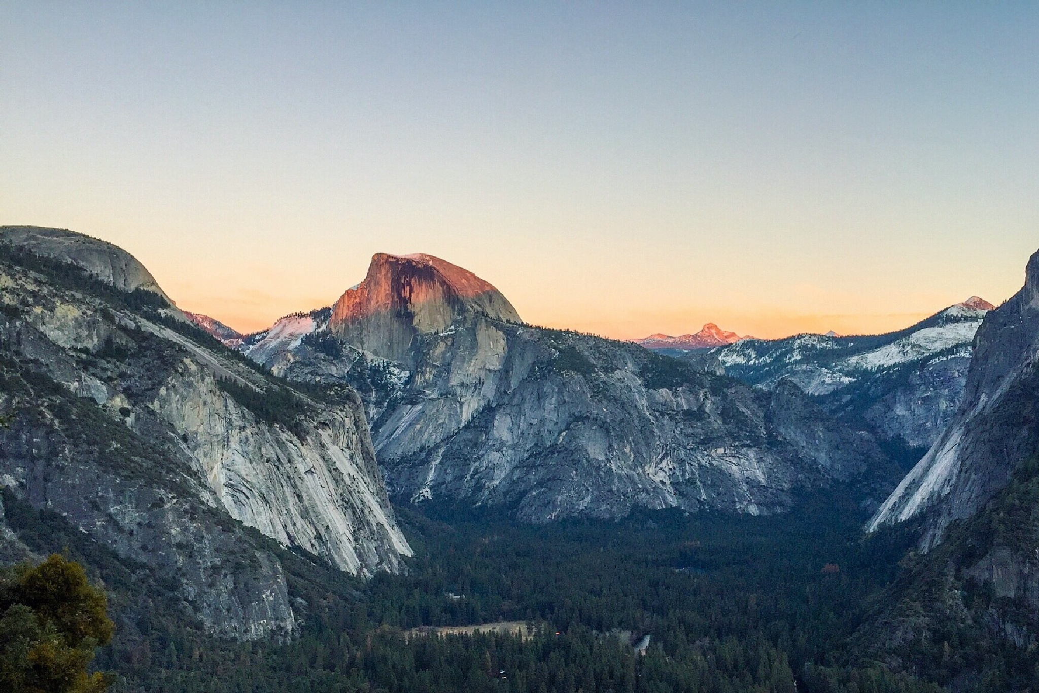 Half Dome by Caleb Schlabach