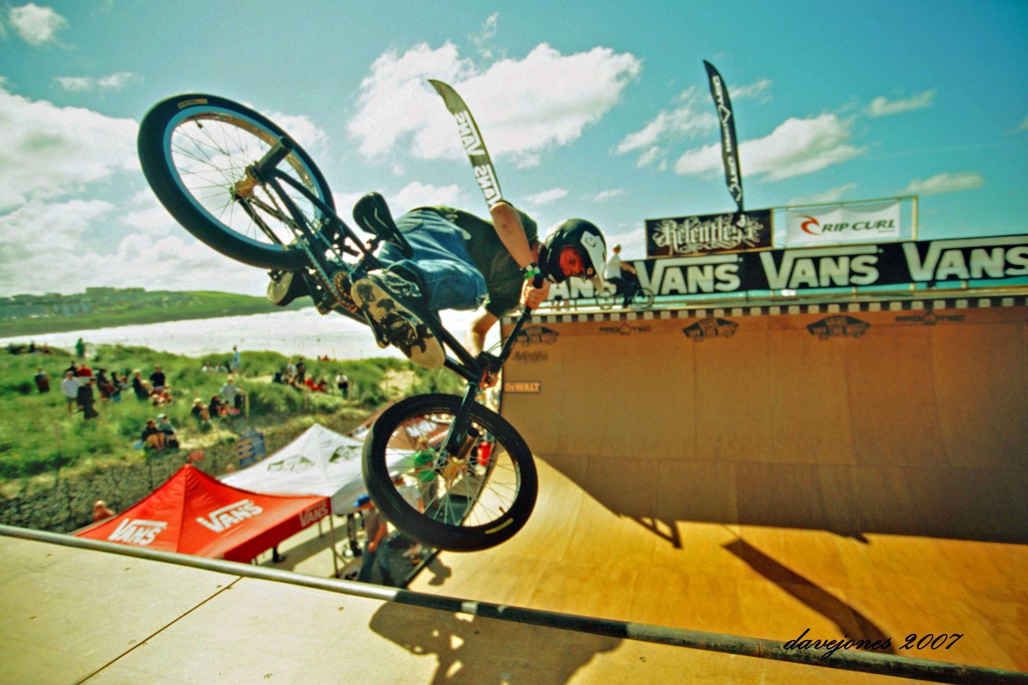 BMX by Dave Jones