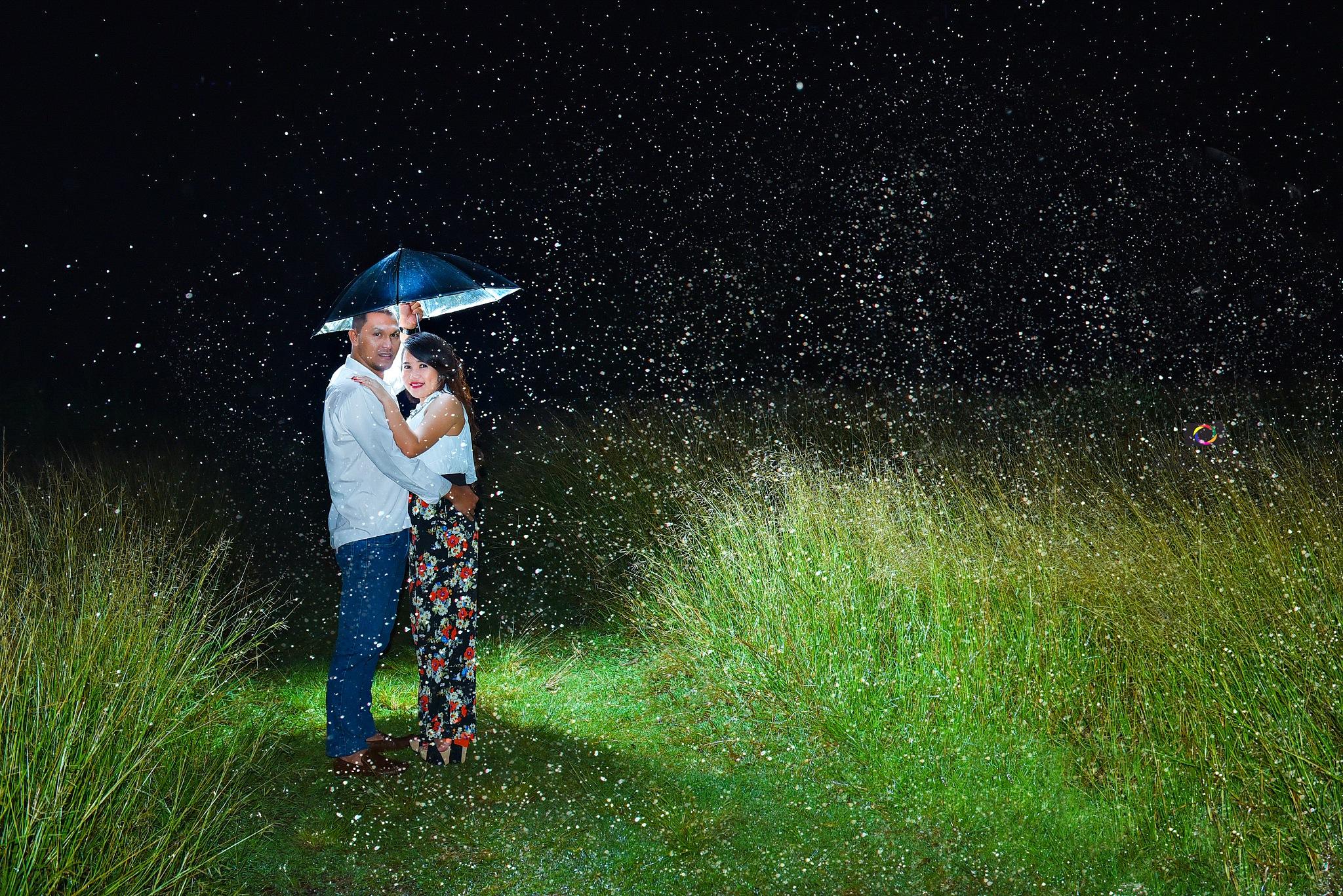 Rainy evening by Acquiro Fotografia