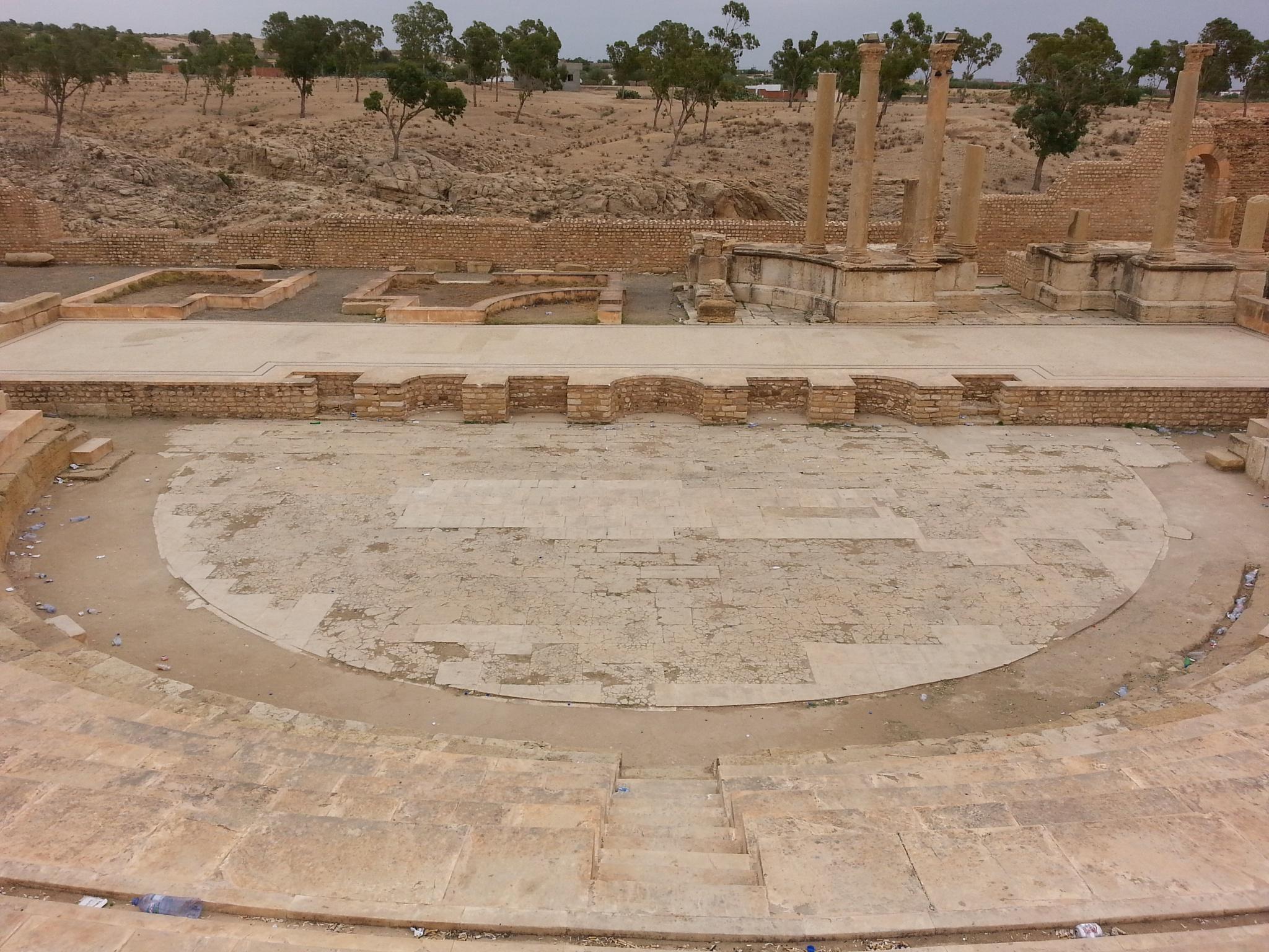 Amphitheater by Zahirul Talukdar