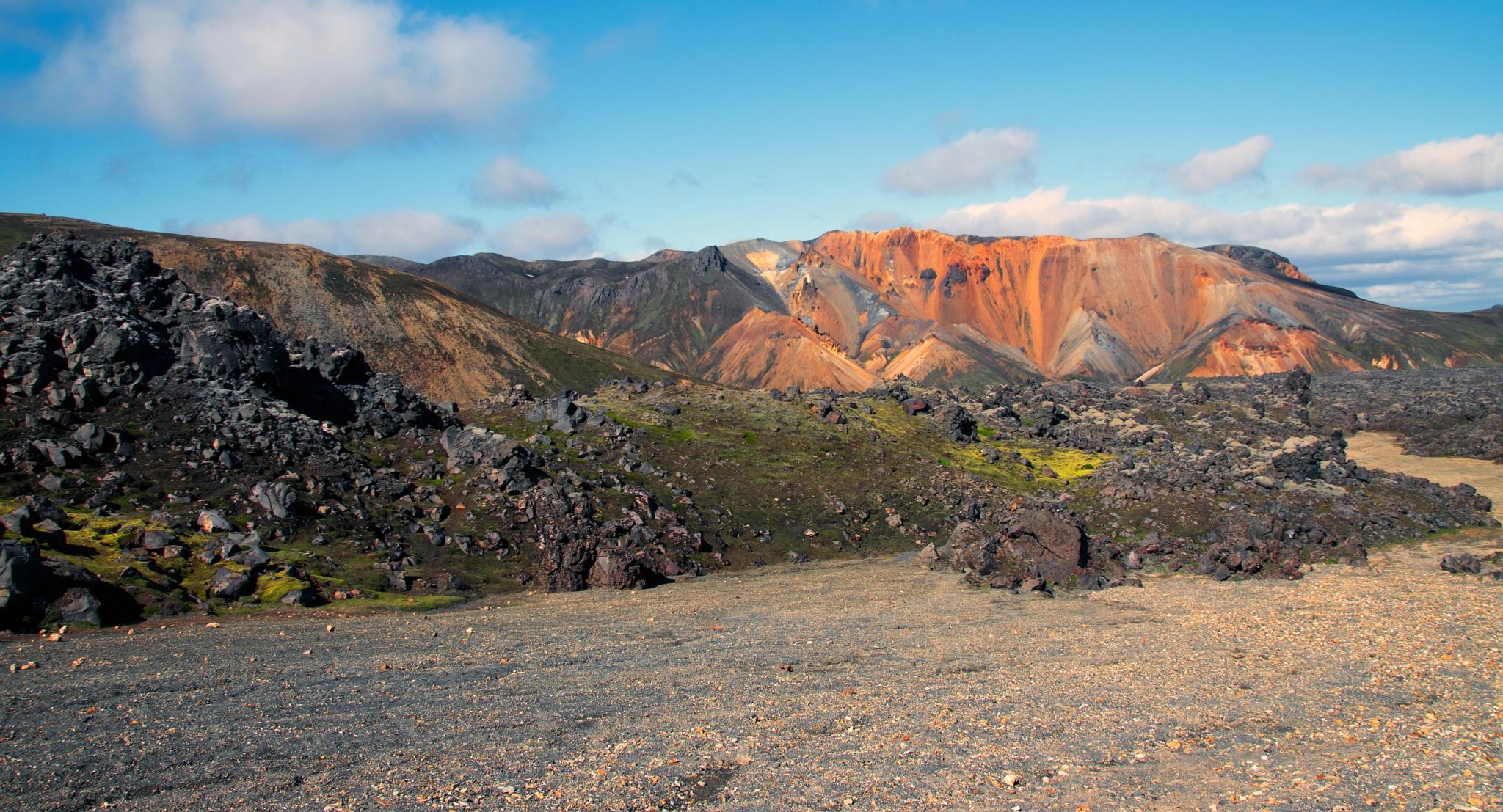 Landmannalaugar by MarieJirousek