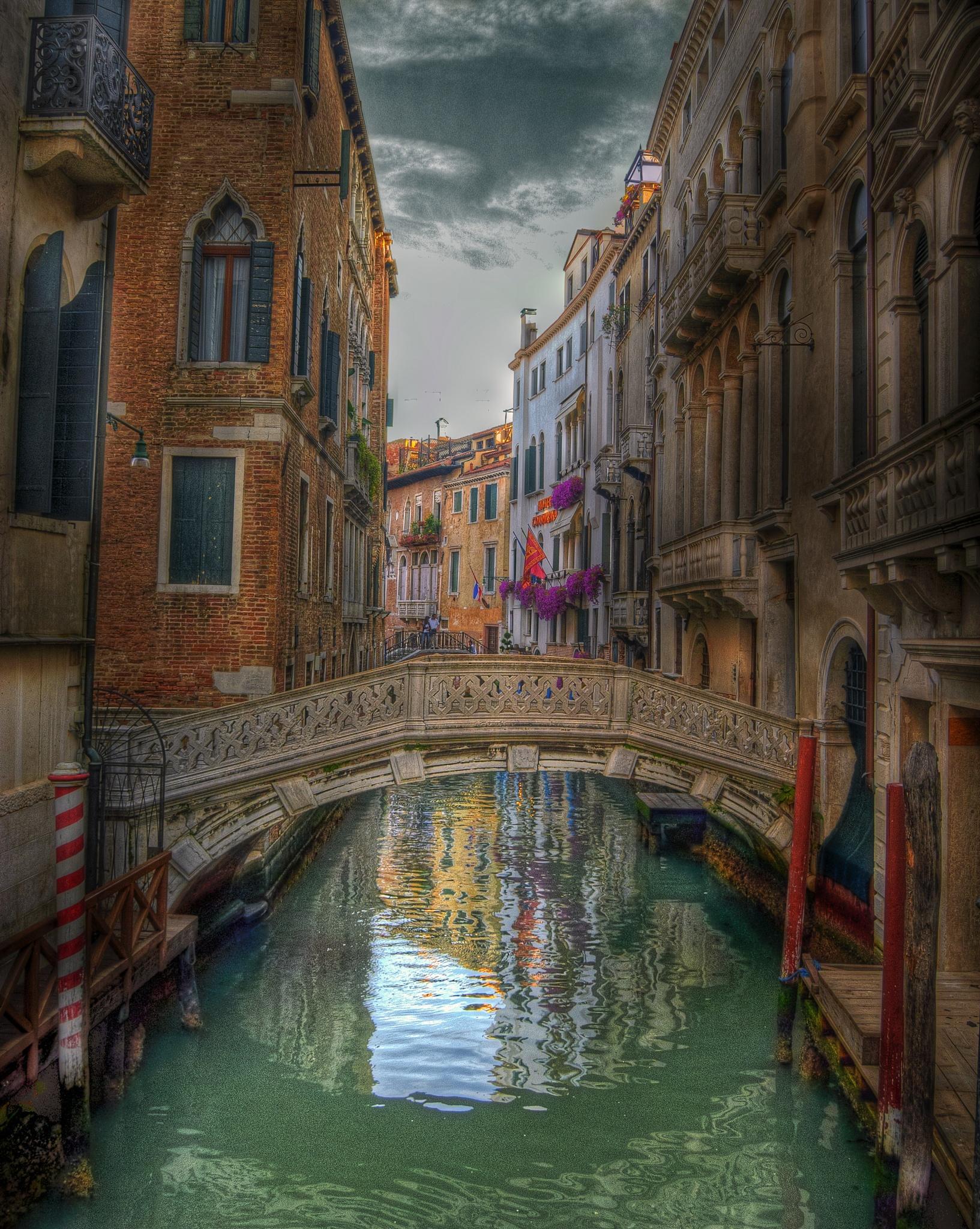 Venice in the morning by MarieJirousek
