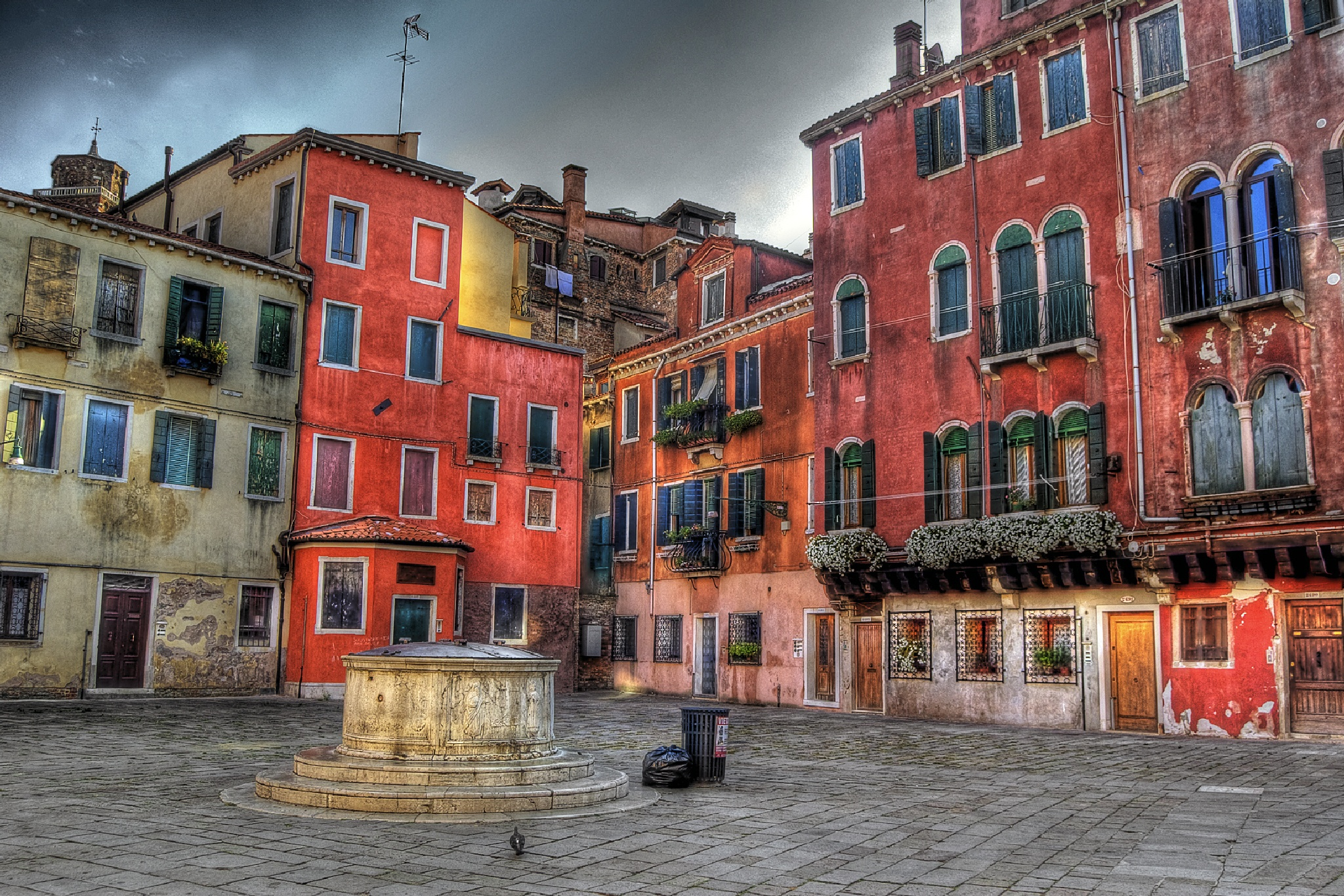 Venice by MarieJirousek