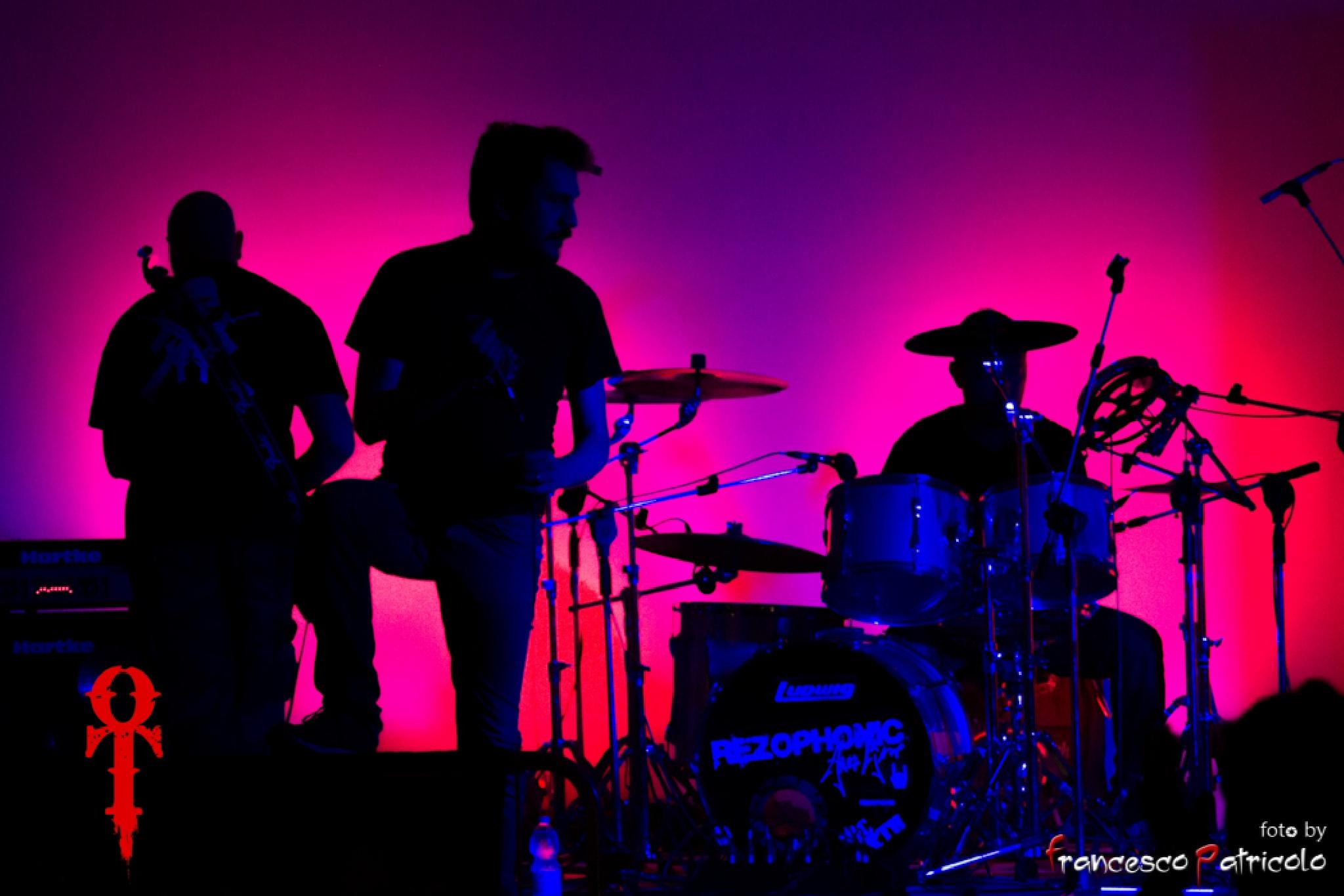 Metal concert by FrancescoPatricolo