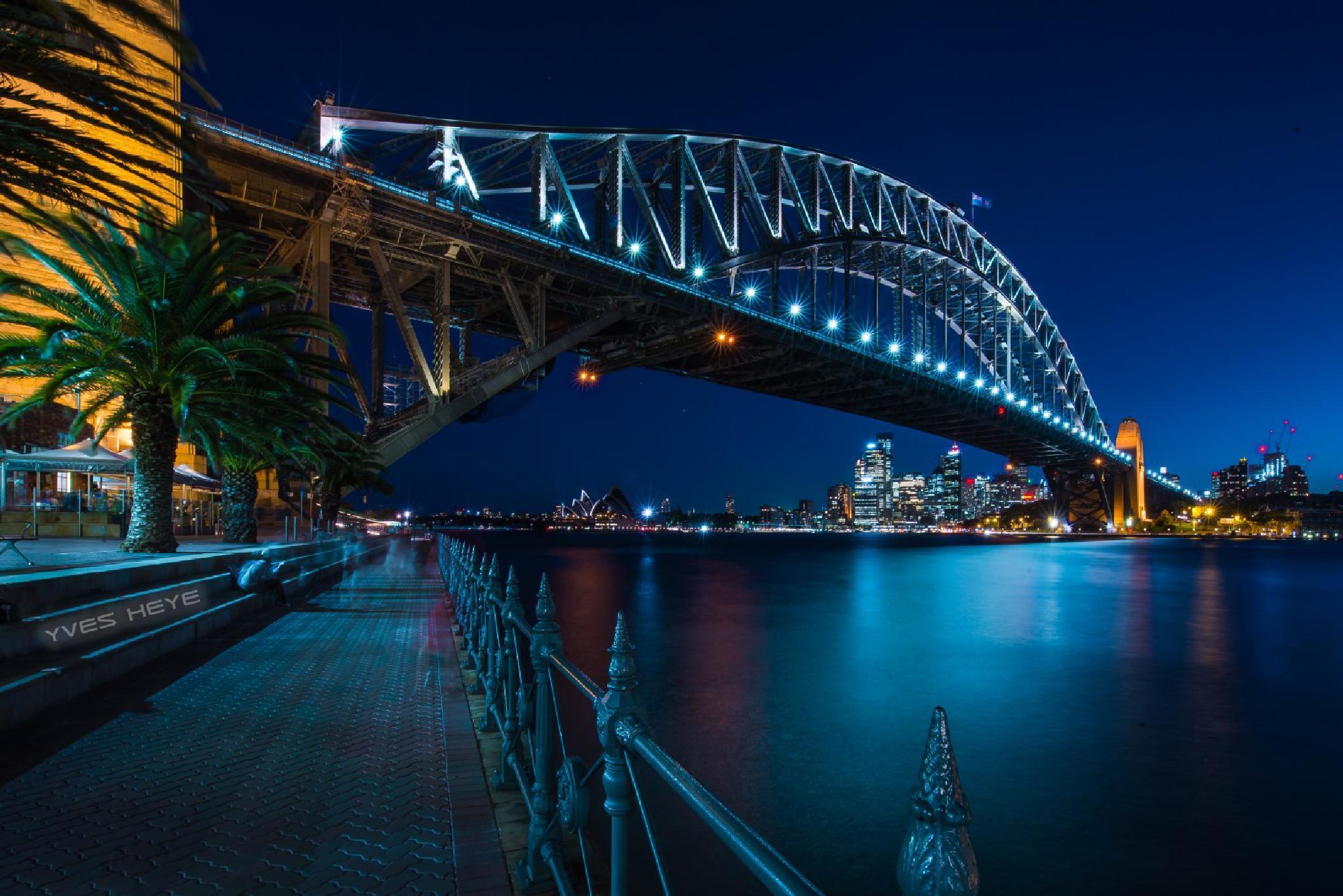 Harbour Bridge by Yves Heye