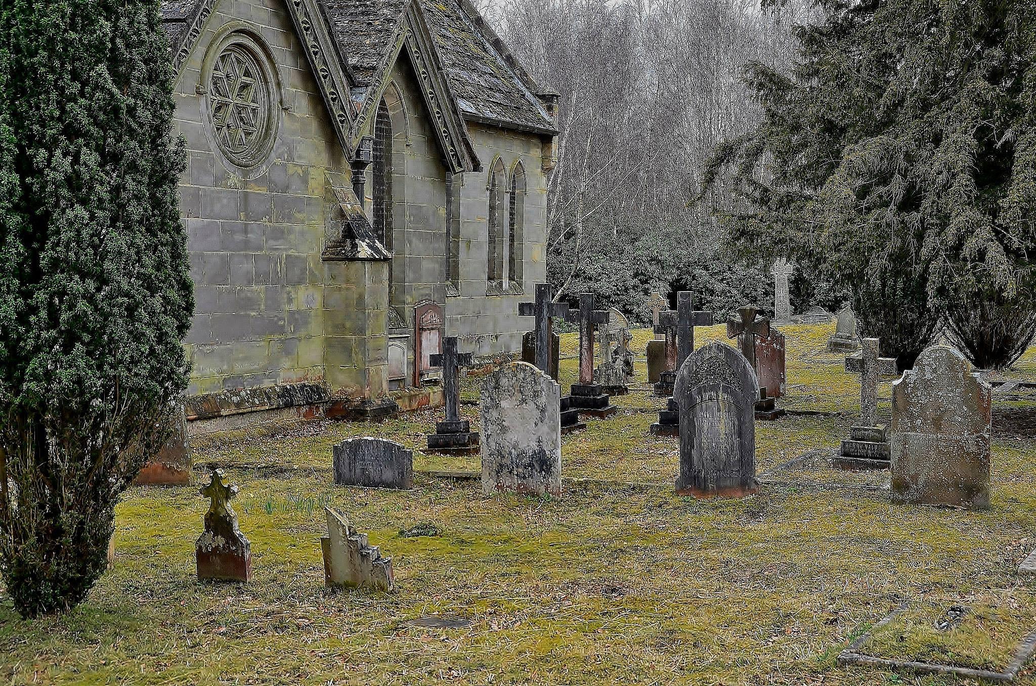 St John's Church by melaniehartshorn40