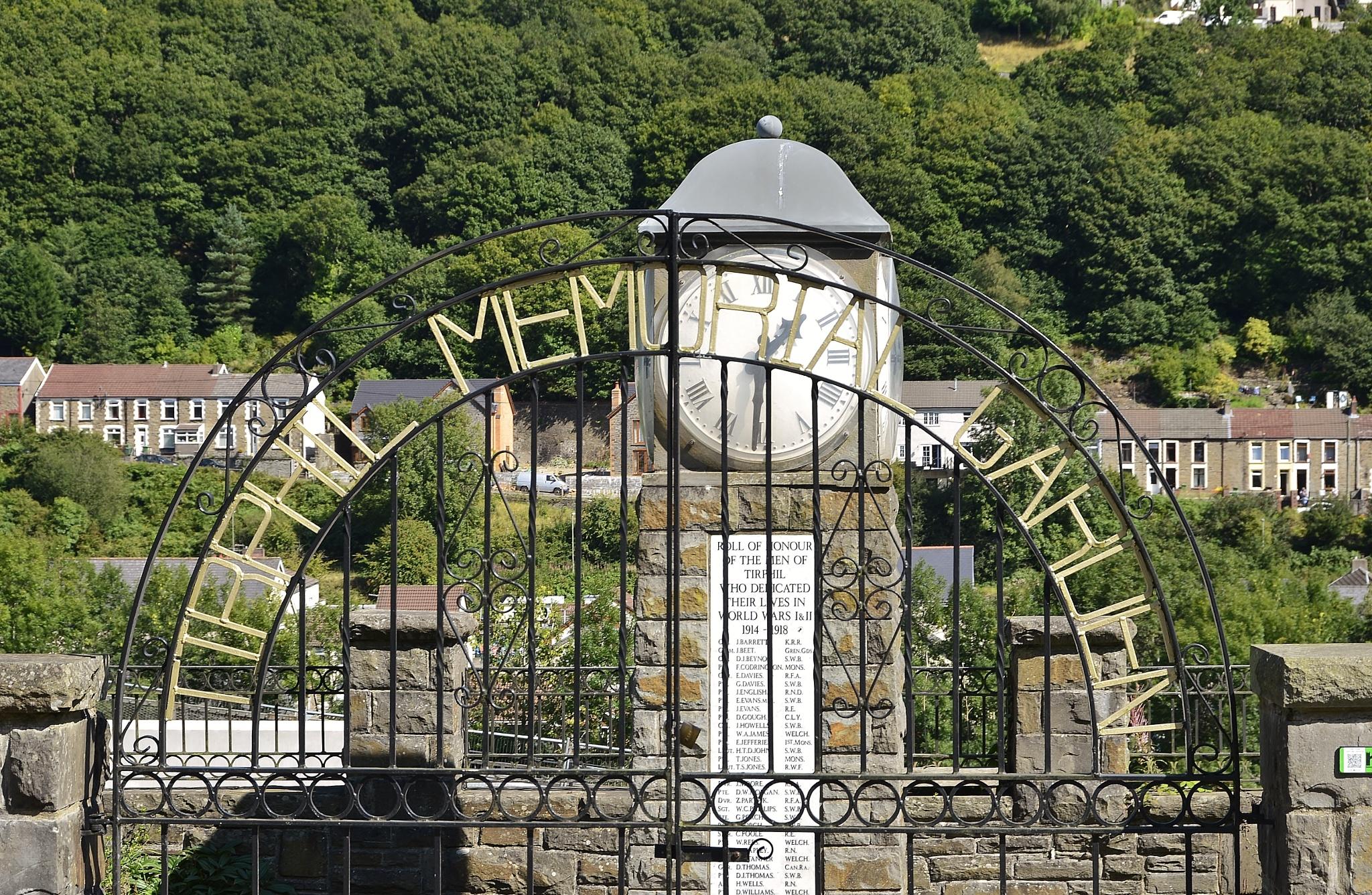Tir-Phil Memorial by melaniehartshorn40