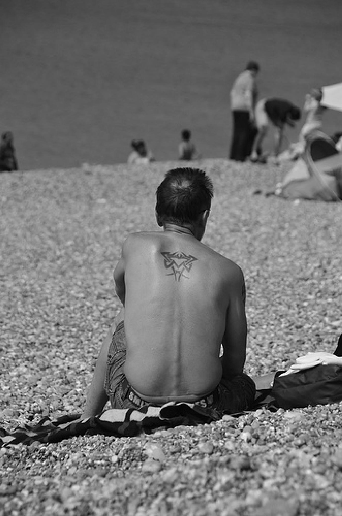 Brighton Beach by melaniehartshorn40