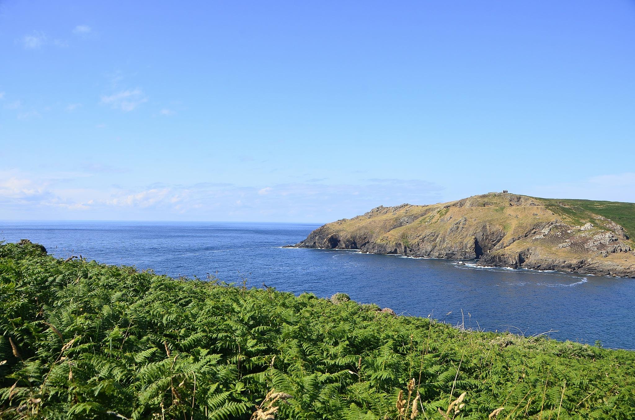 Cape Cornwall by melaniehartshorn40
