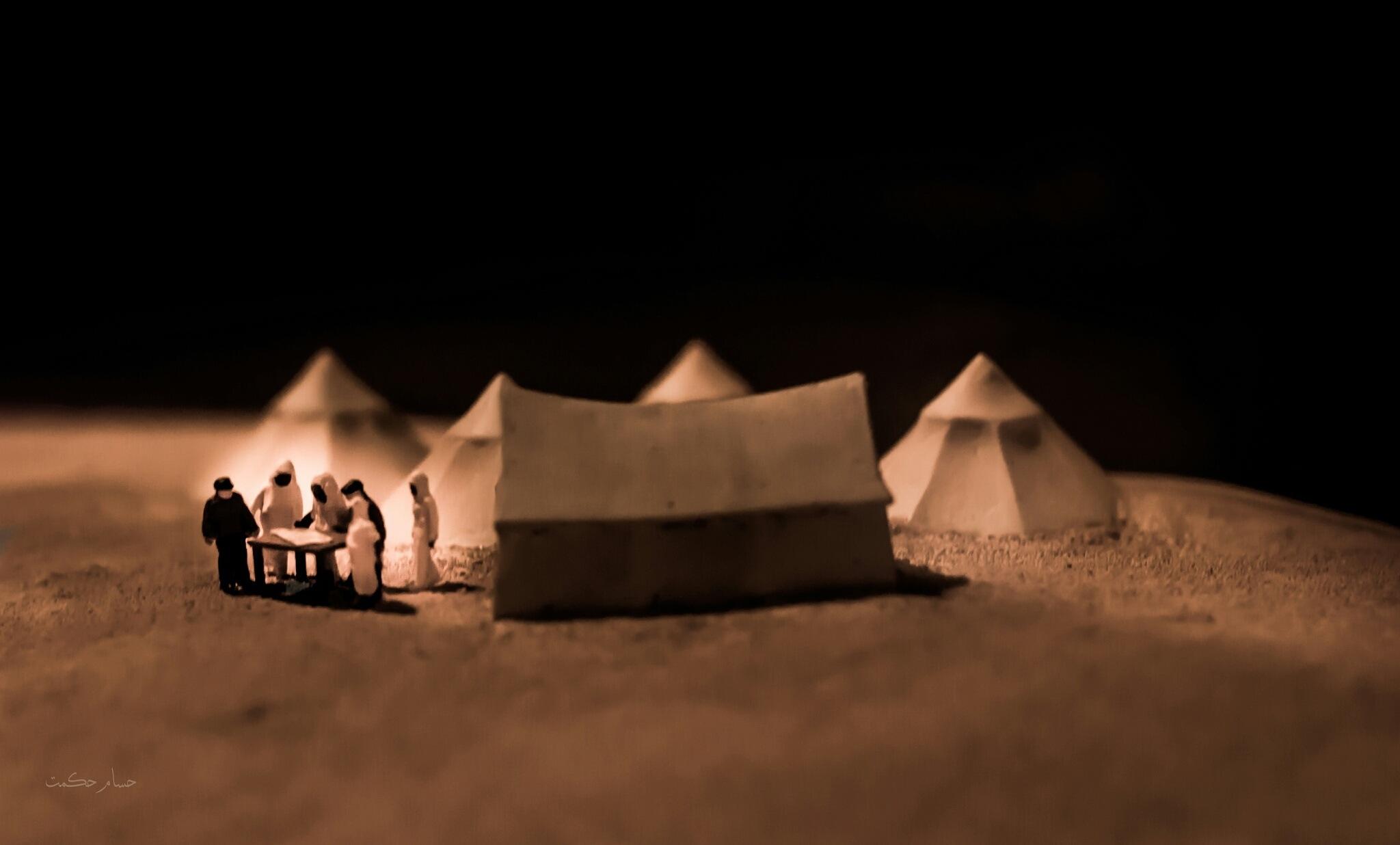Art sculptures by Husam Hikmat
