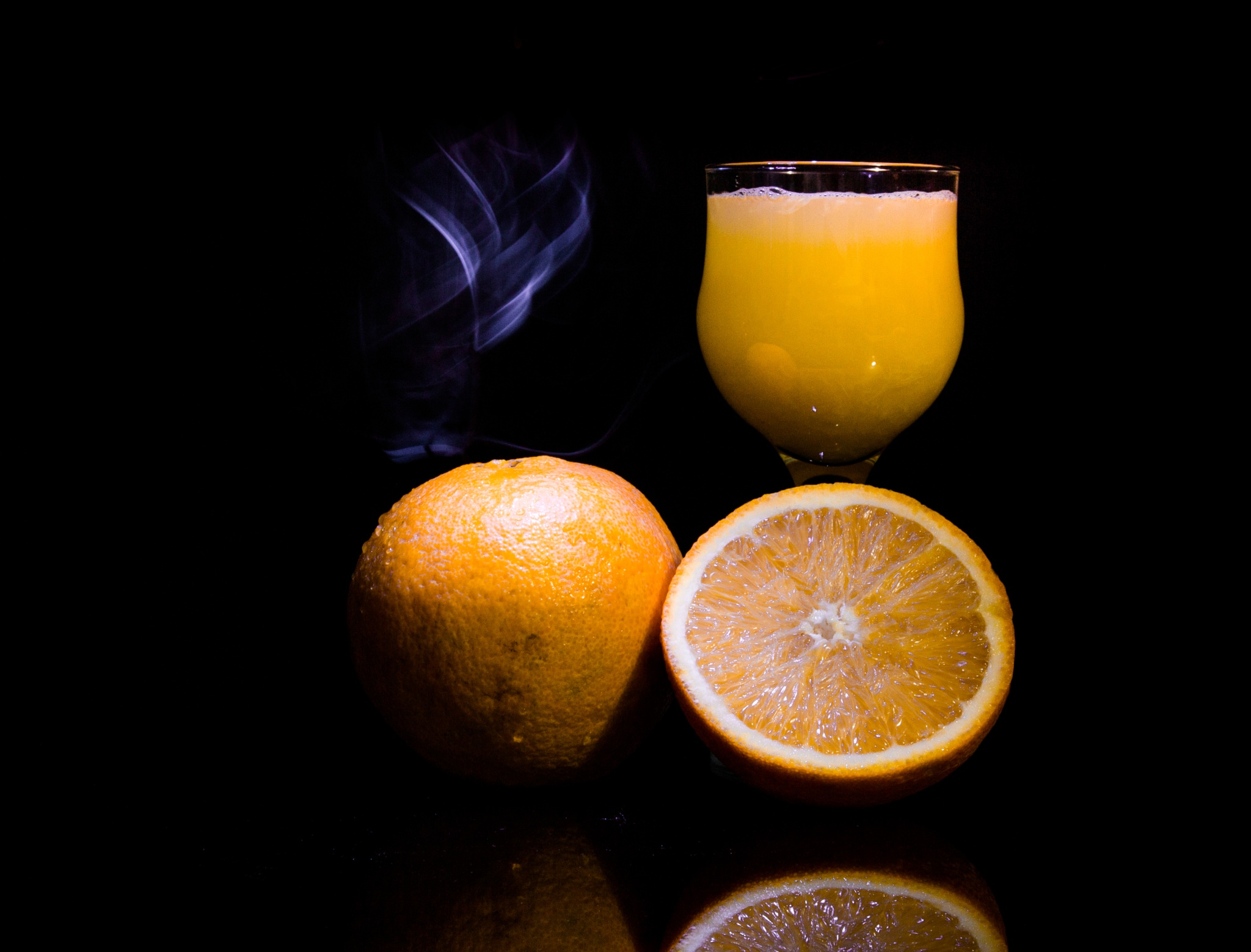 Refreshing drink by Husam Hikmat
