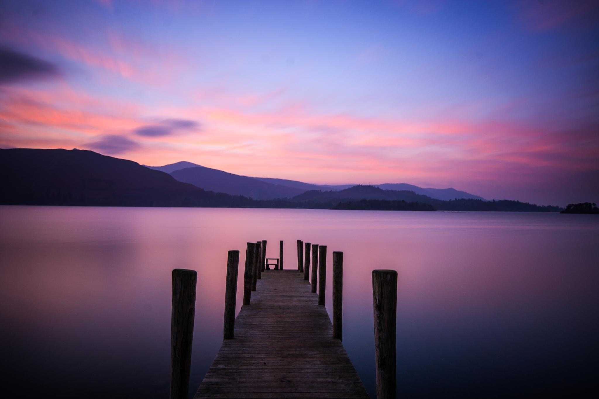Jetty by Mark Helm