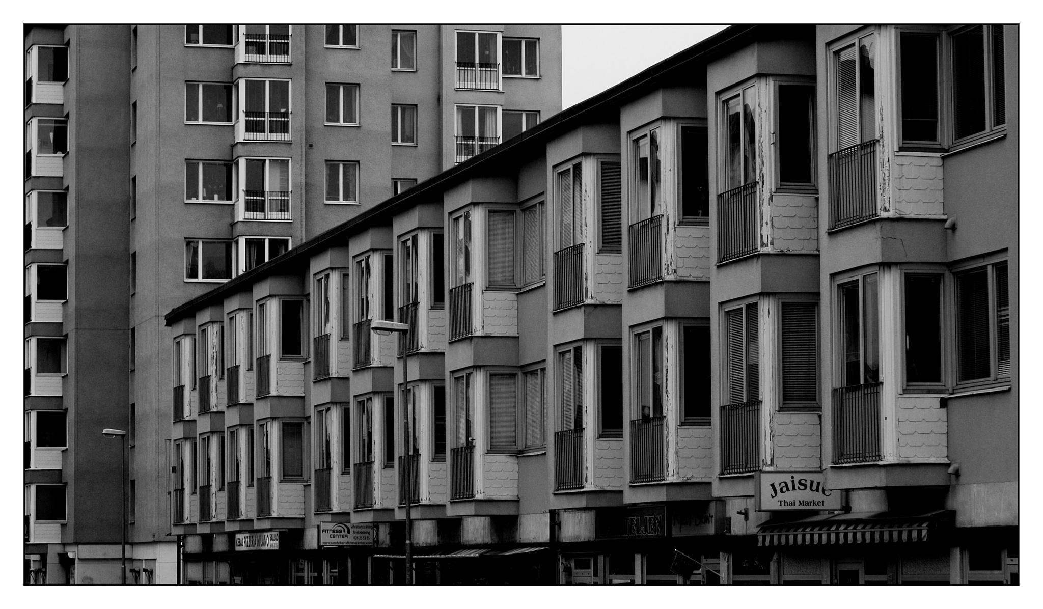 Apartments by karlbertil