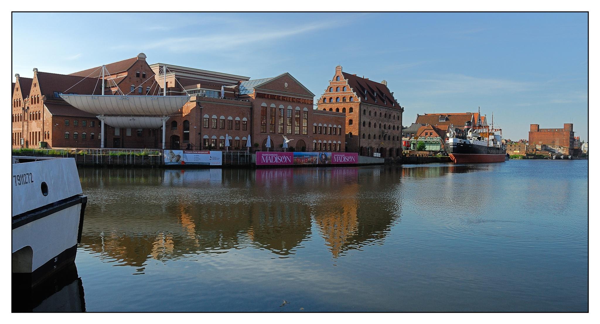 Gdańsk by karlbertil