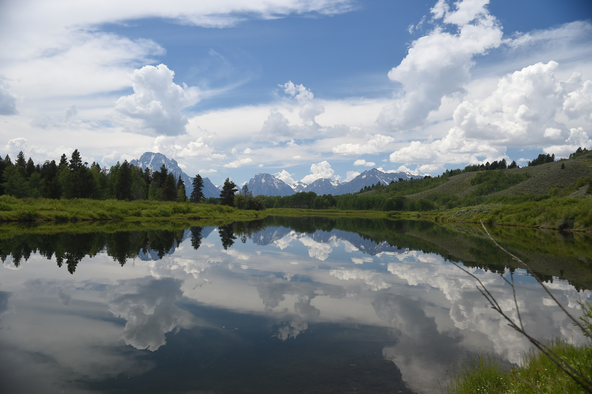 Oxbow Bend Turnout by williamtai8