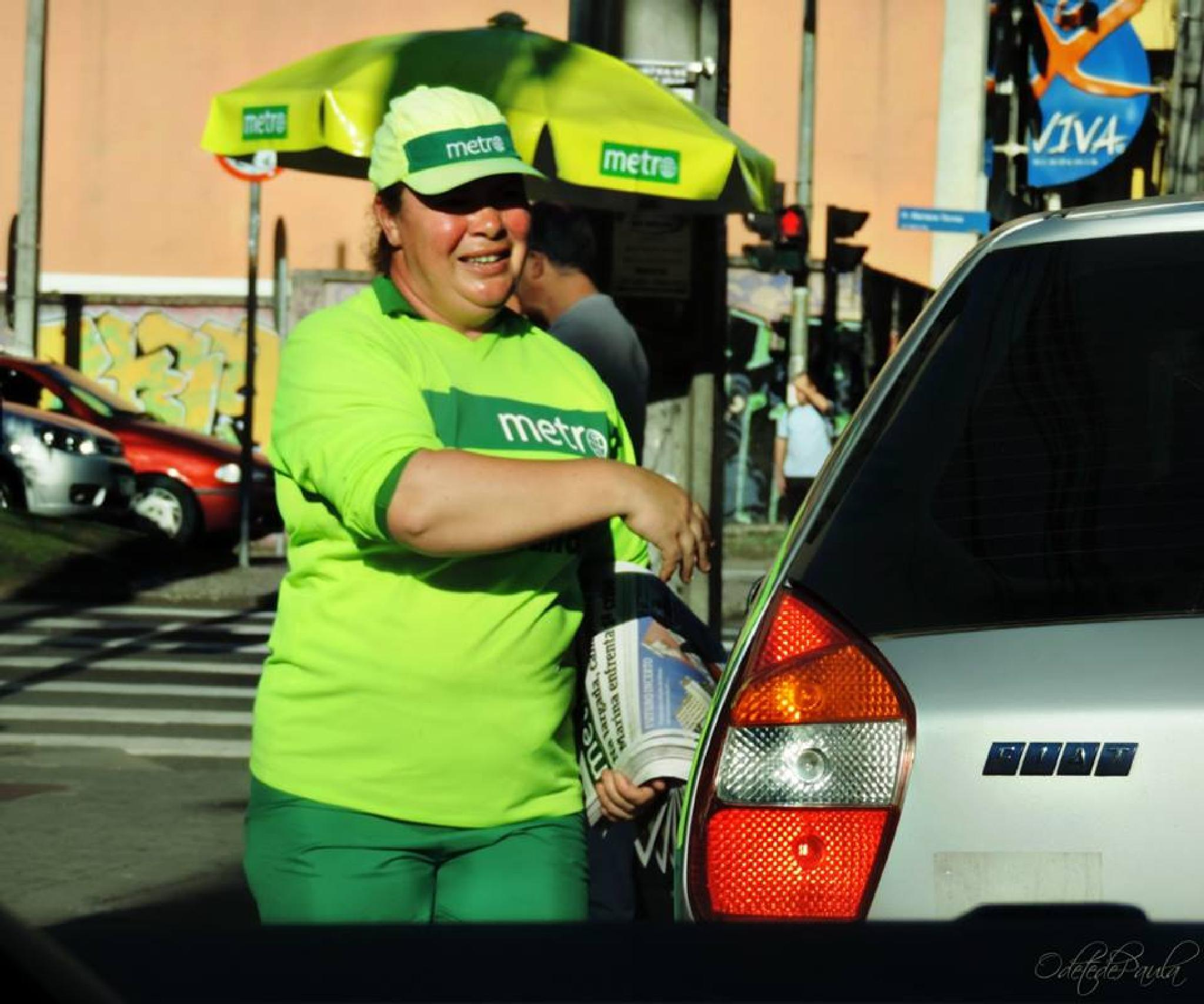 Photo in People #jornal metro #manhãs #curitiba #paraná #brasil #cotidianeidade #sorriso #informação