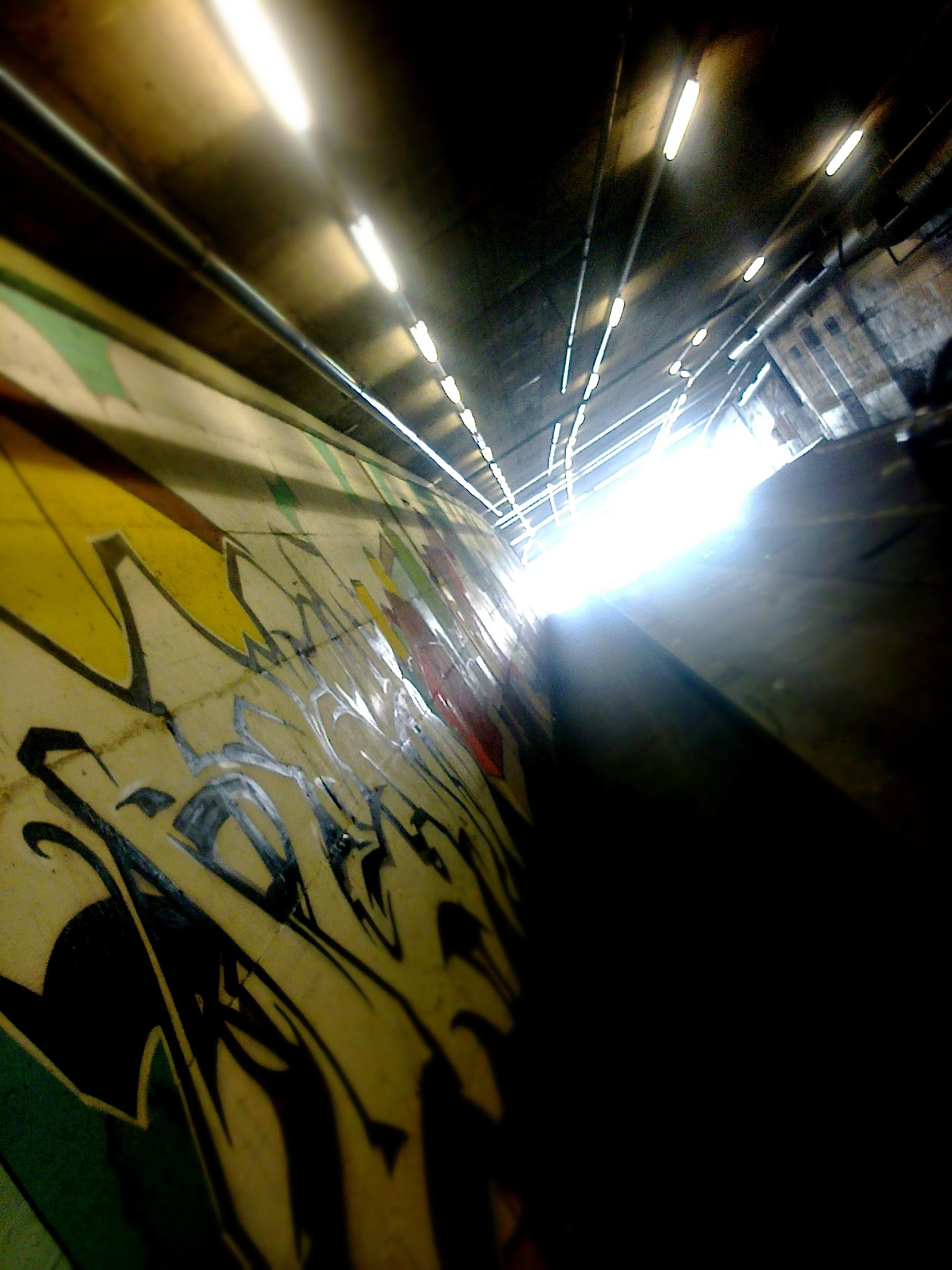 Tunnel - Switzerland by CopaCabana