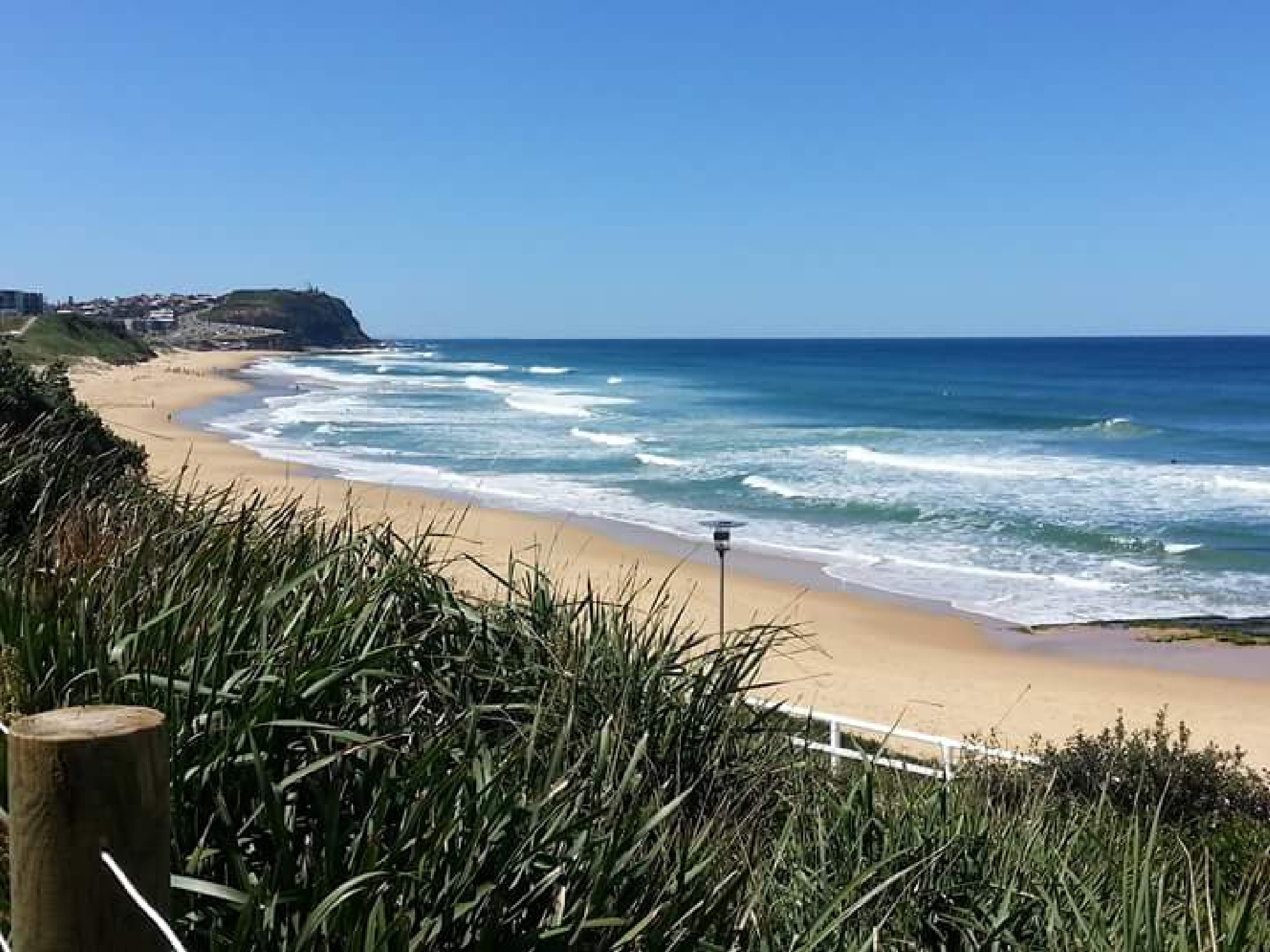 merewether  beach by Amyelle J