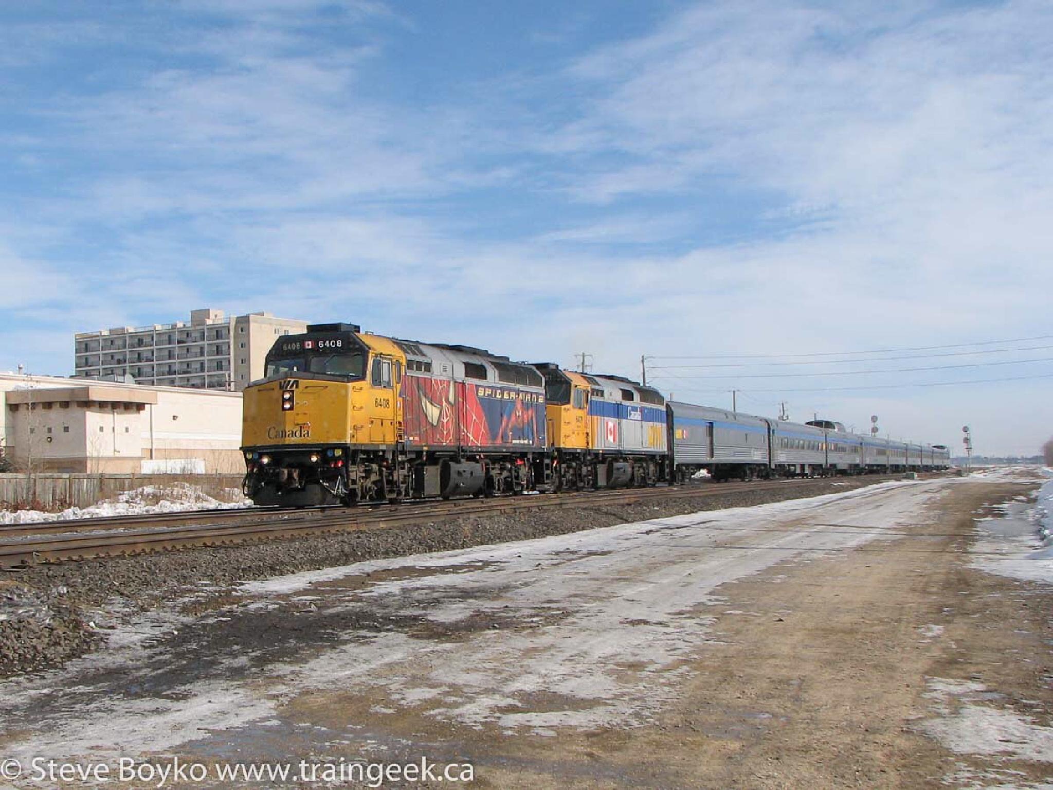 Westward Ho by traingeek