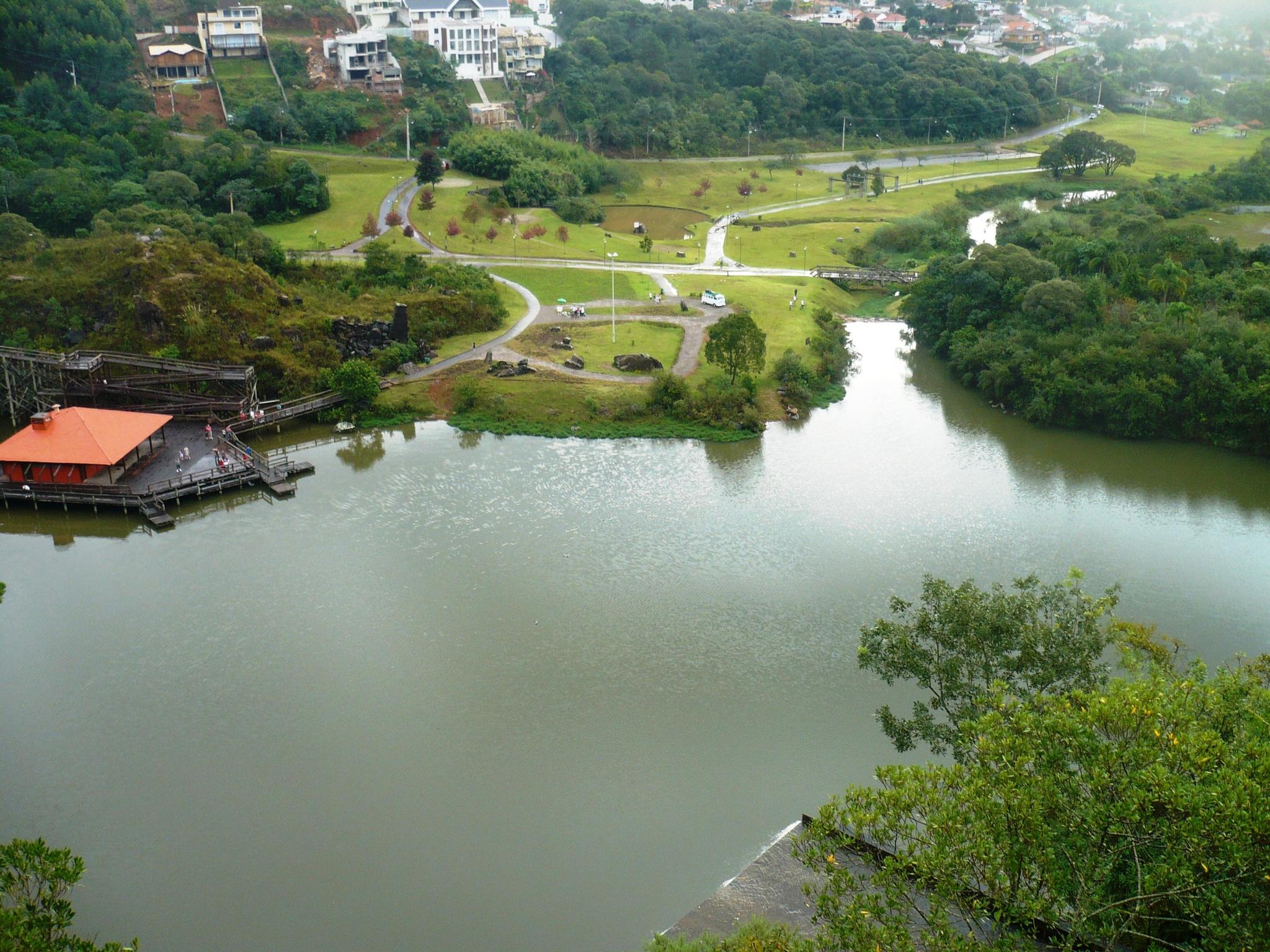 Vista do parque tanguá by Collection