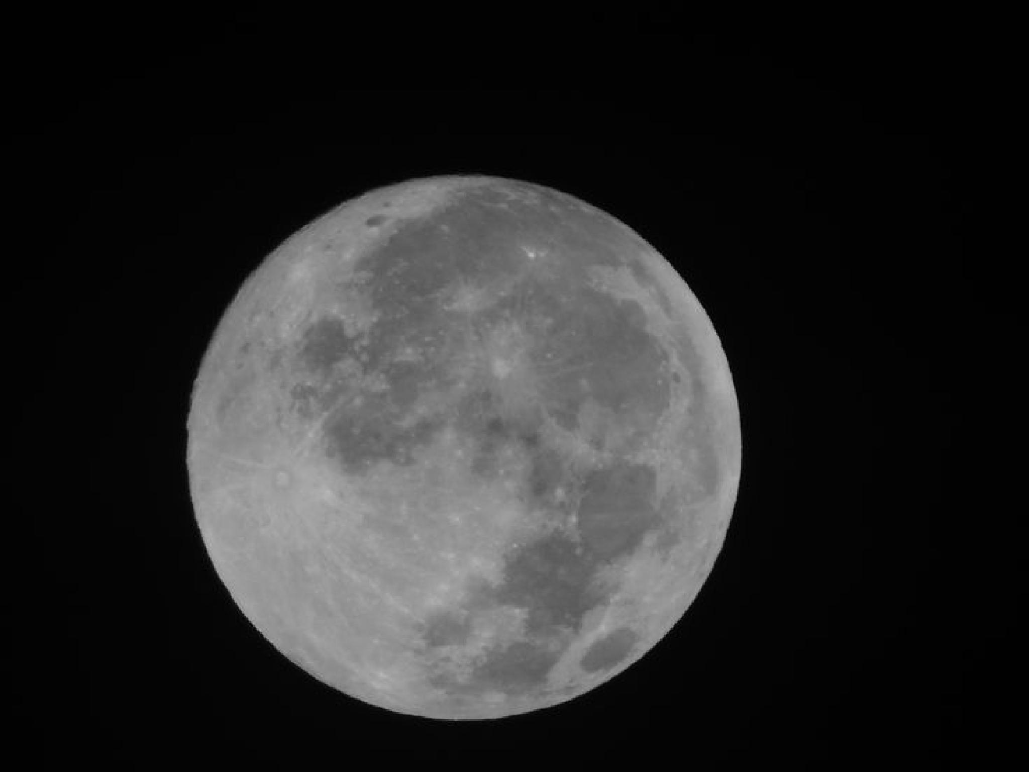 Full Moon by marileiaseixas