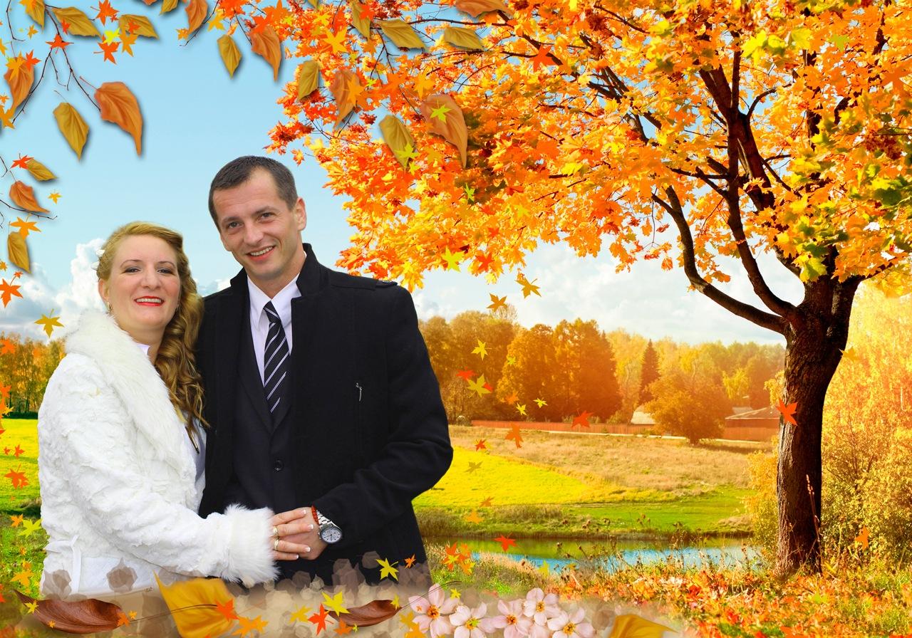 Wedding Autumn by alexerne