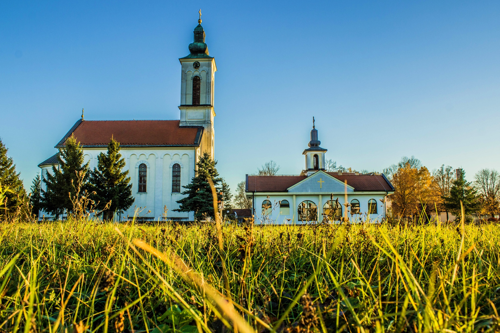 Church - Bosnia and Herzegovina by alexerne