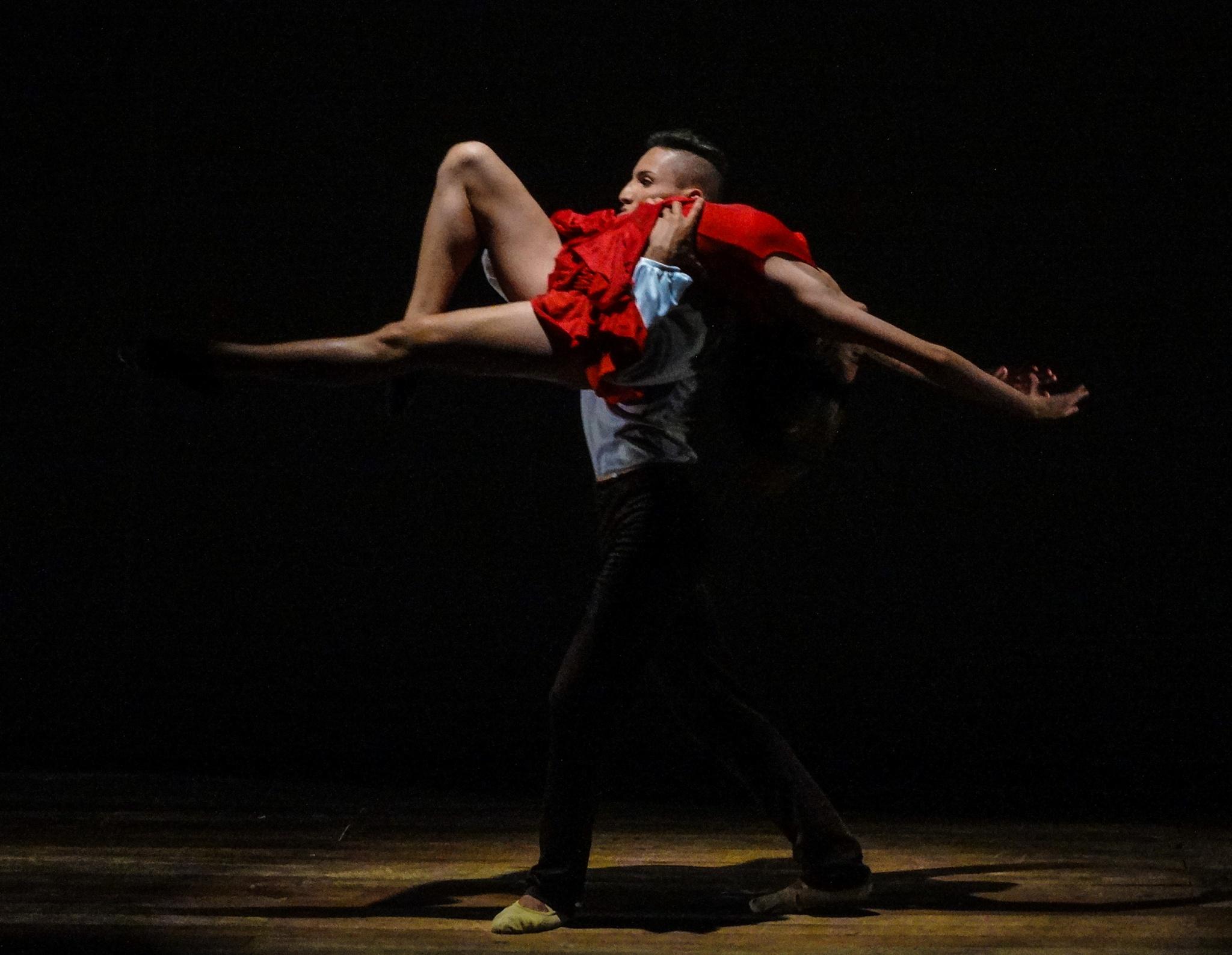 Dance by Emanuel J. Caldeira