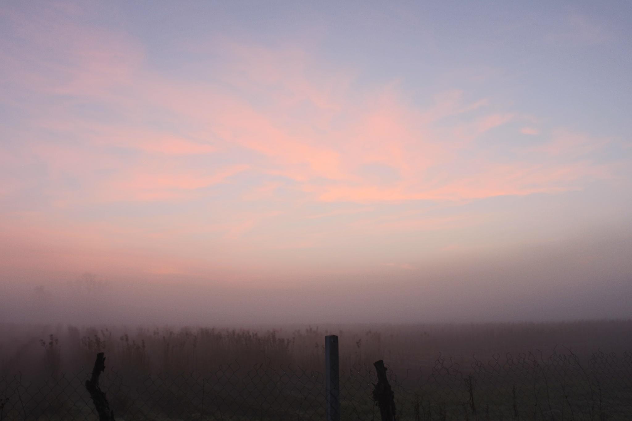 Sunrise by RAFAŁ BABIARZ