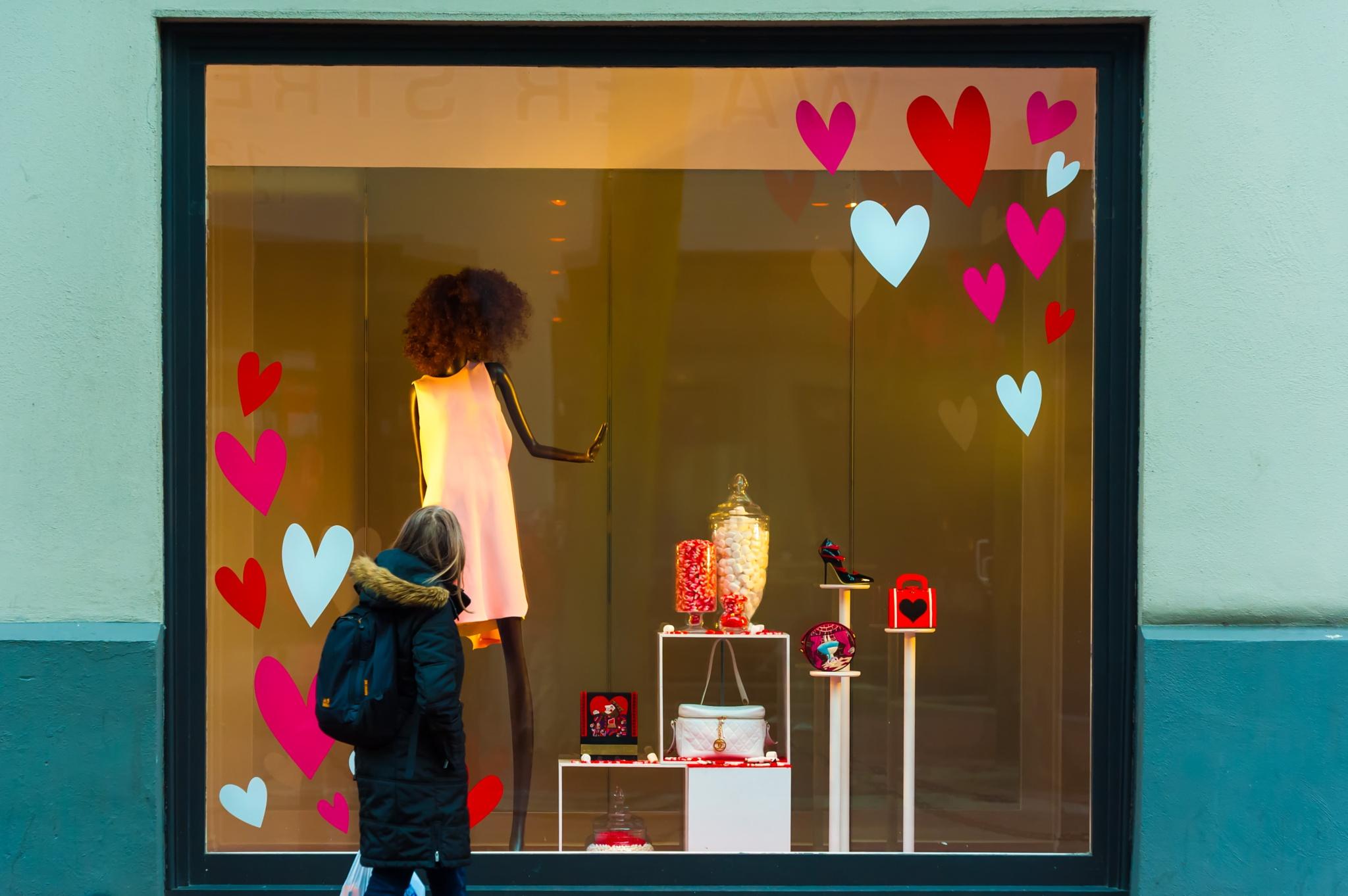 Window Shopping by gldosa