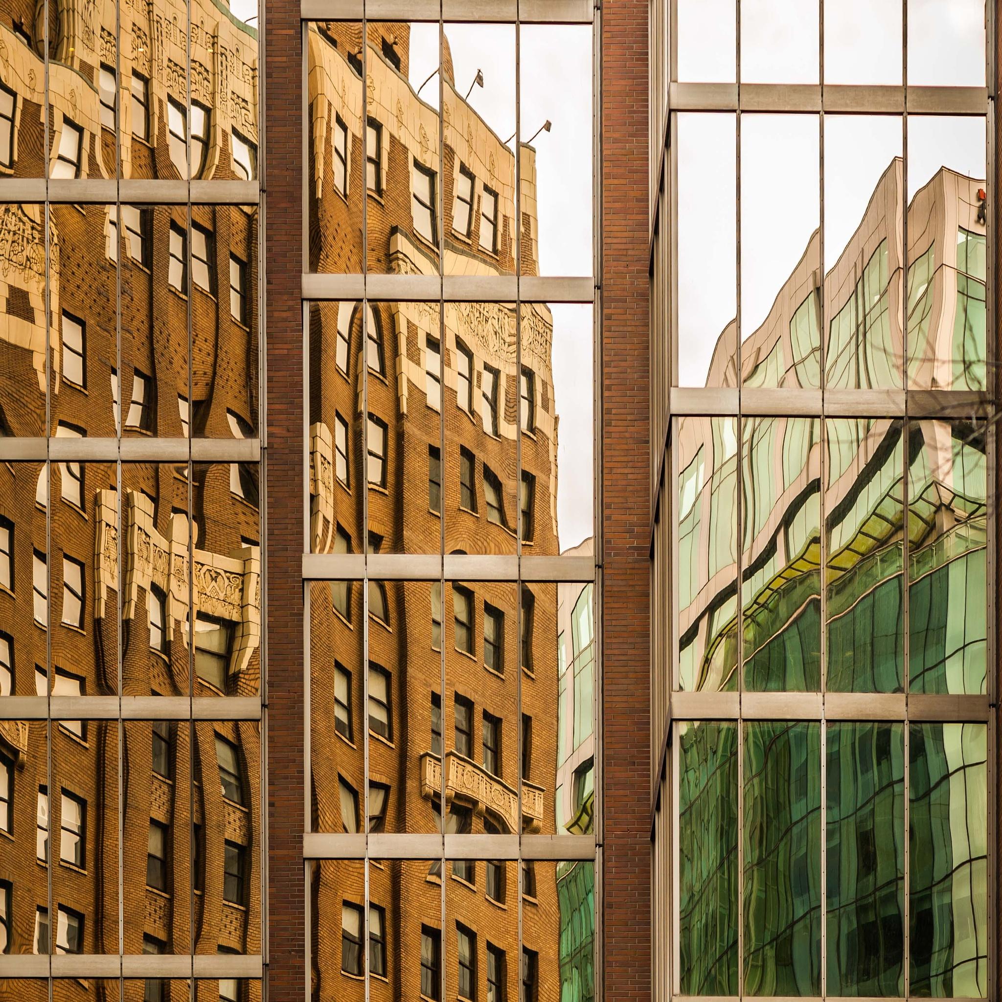 Three Buildings by gldosa