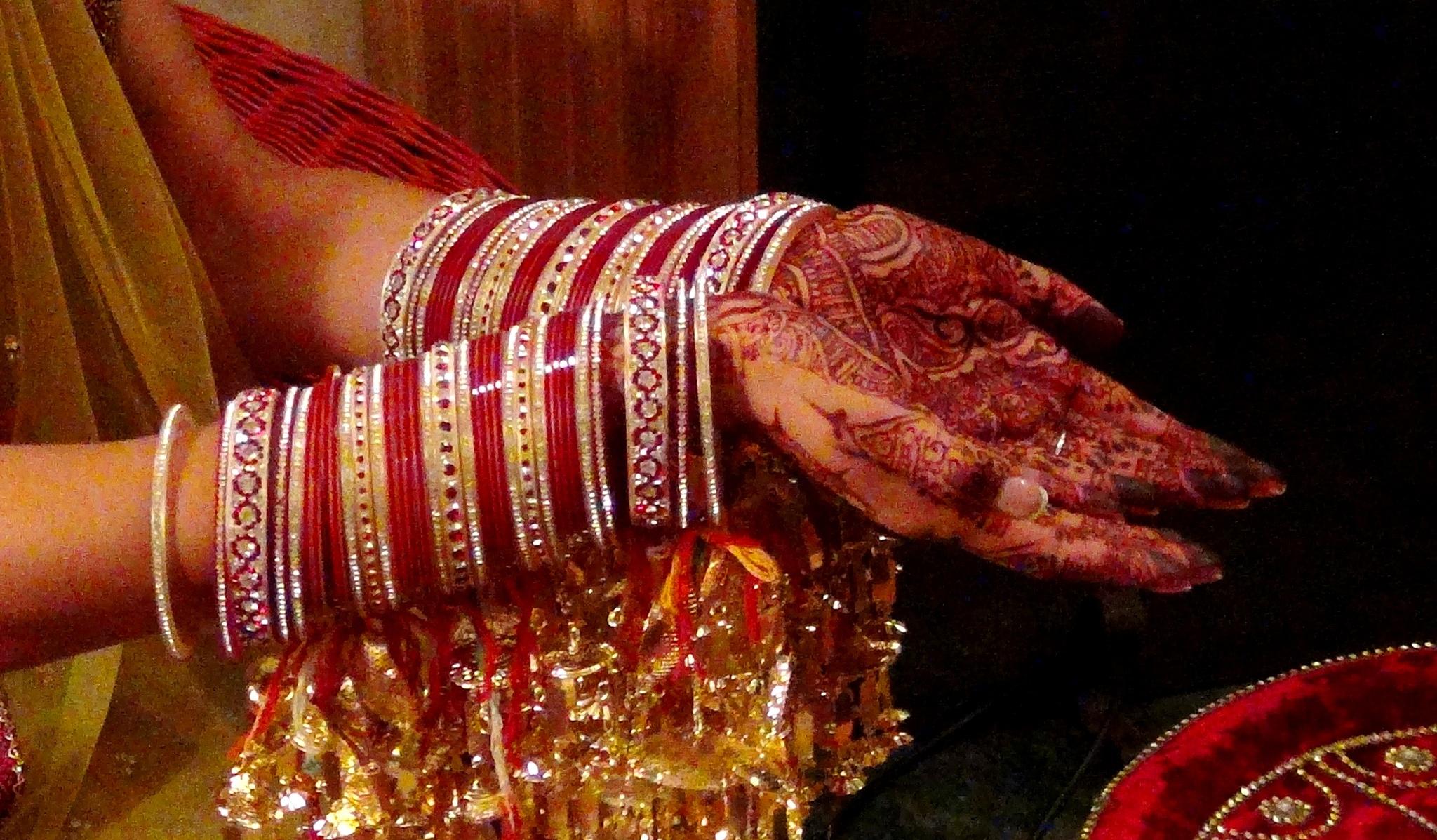 What is in Hand by Suresh Tewari