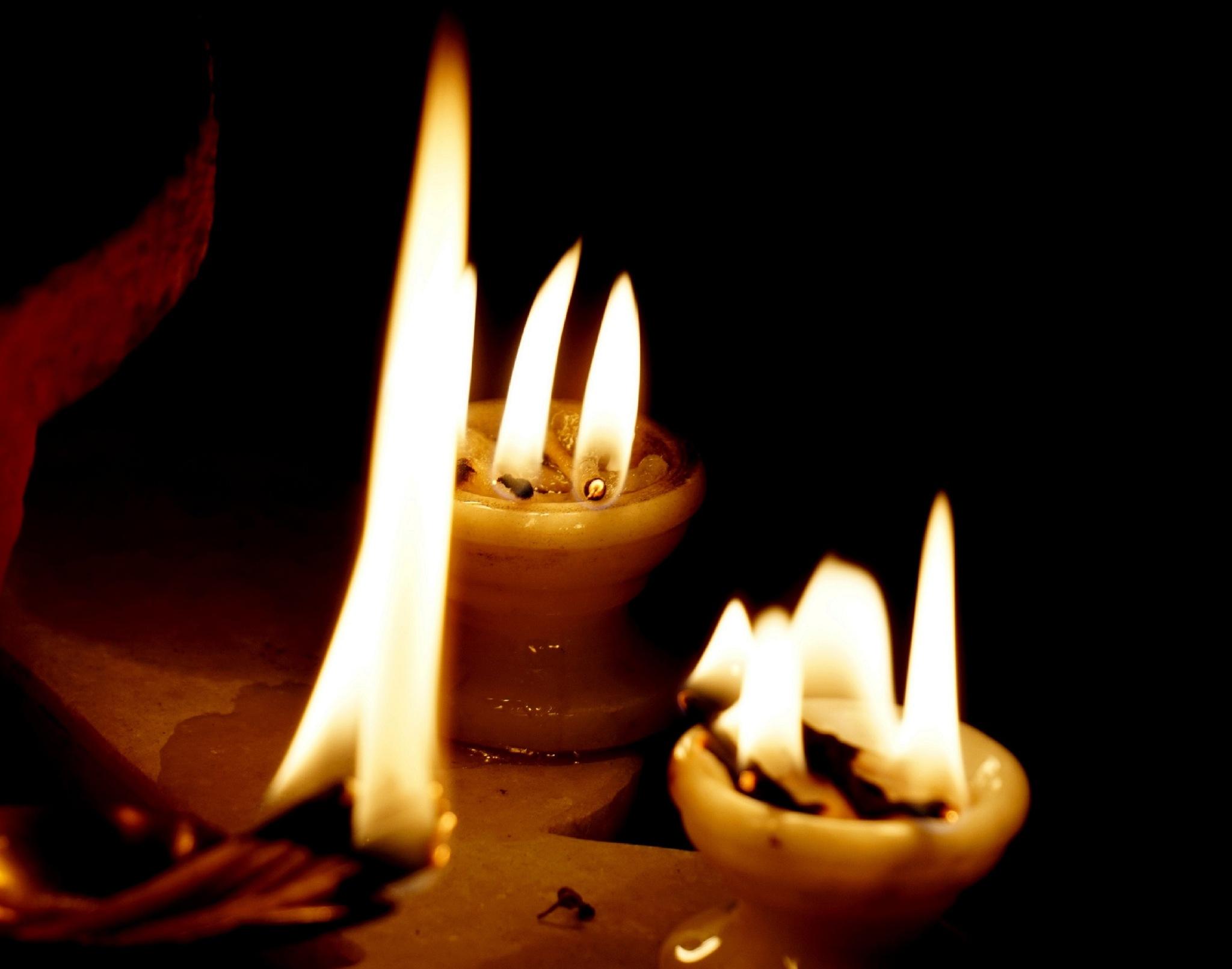 Trying to illuminate world of Darkness by Suresh Tewari