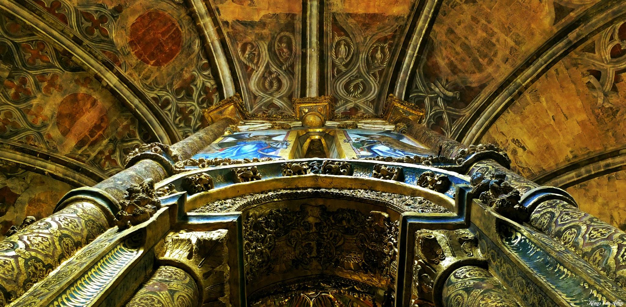 Monte Cristo convent by Klaus Van Allen