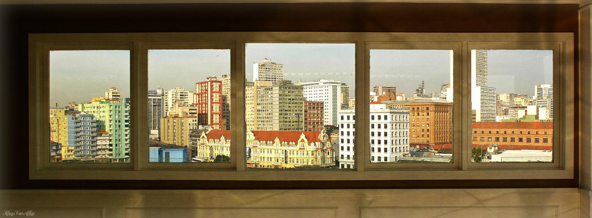 By my window by Klaus Van Allen