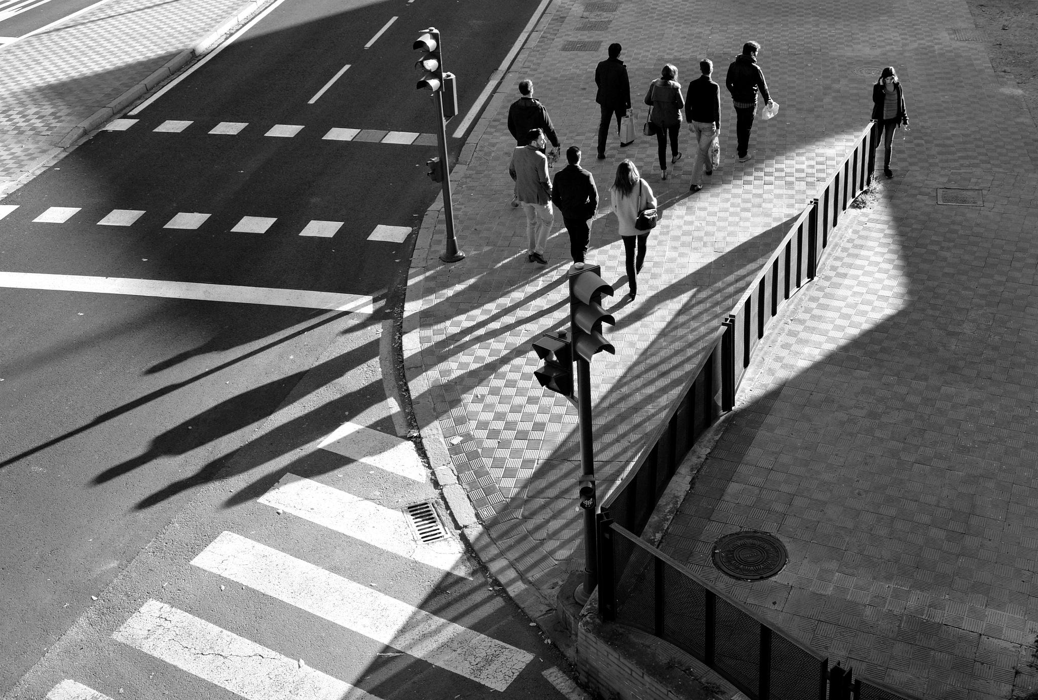 Shadows by Klaus Van Allen