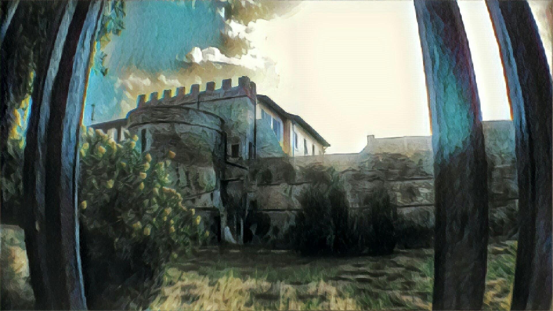 vecchie mura by MOROMORINO