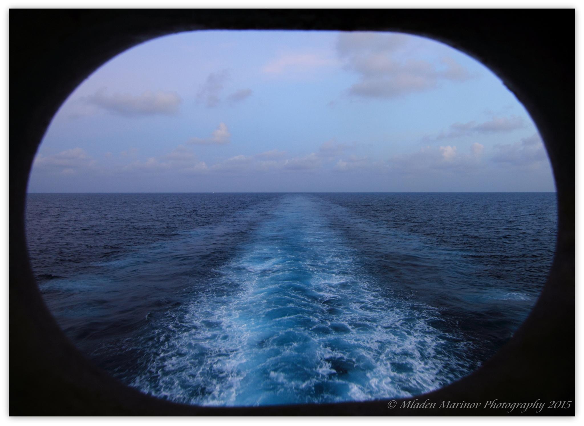 Sea-way  by Mladen Marinov (MM)