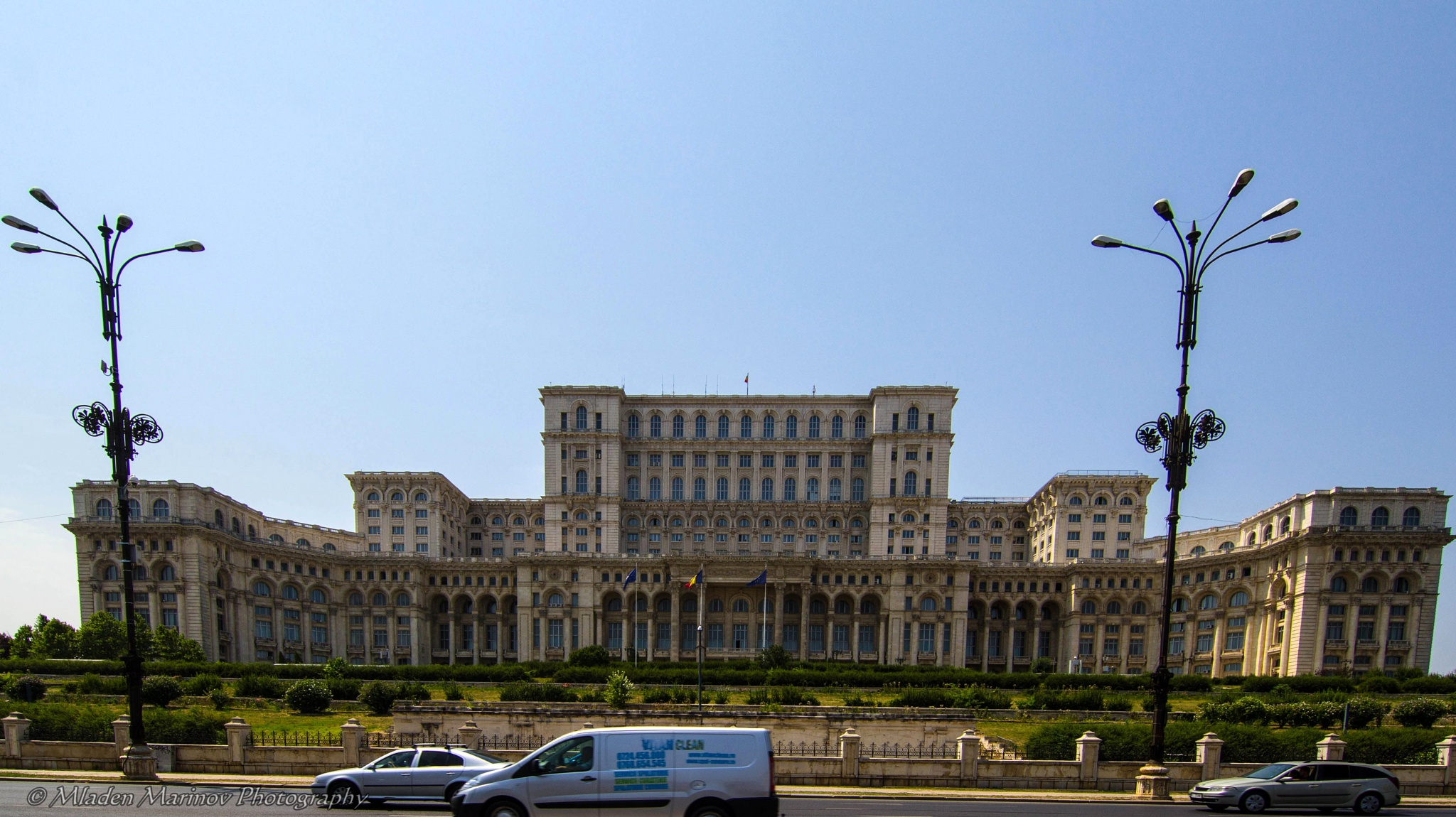 Palace of Parliament by Mladen Marinov (MM)