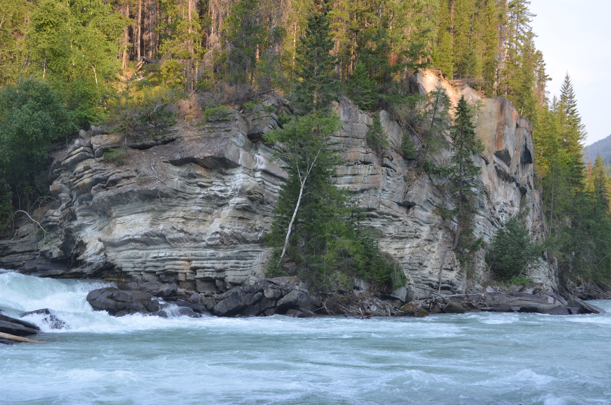 Rearguard falls by BrianStothard
