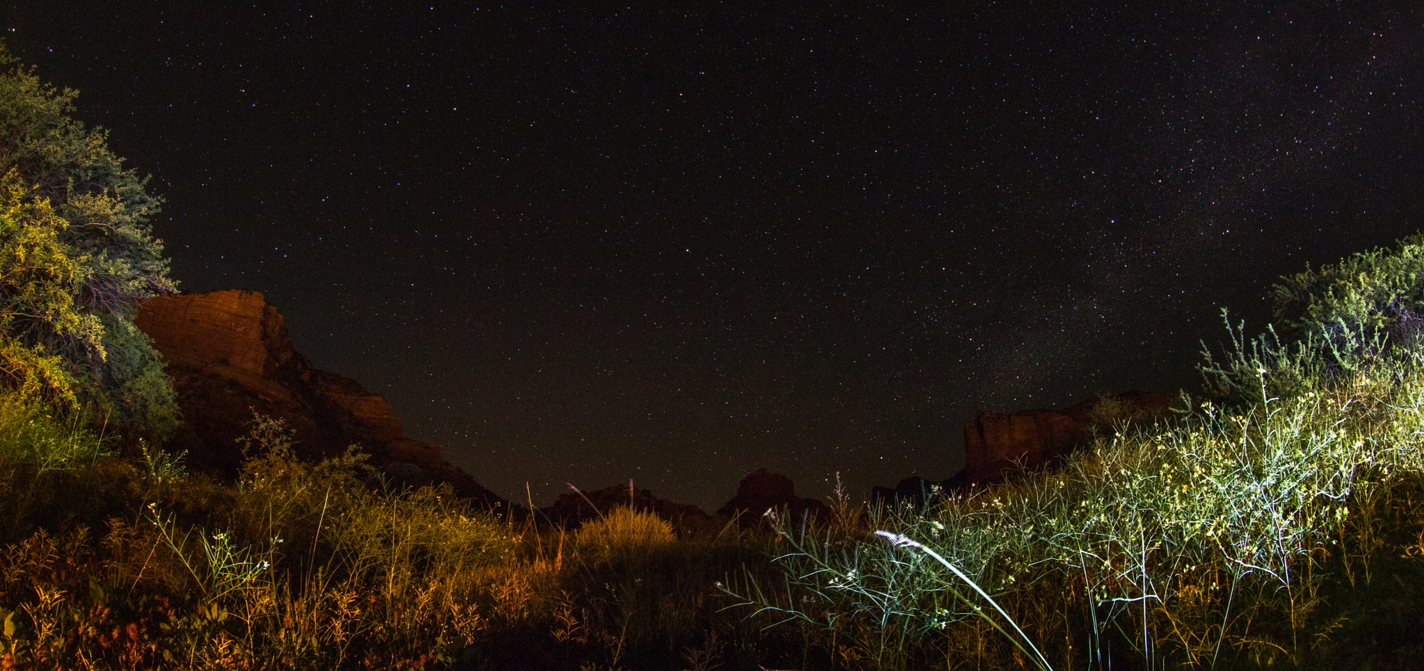 This one time I took a picture at night... by Noah Piche Smith