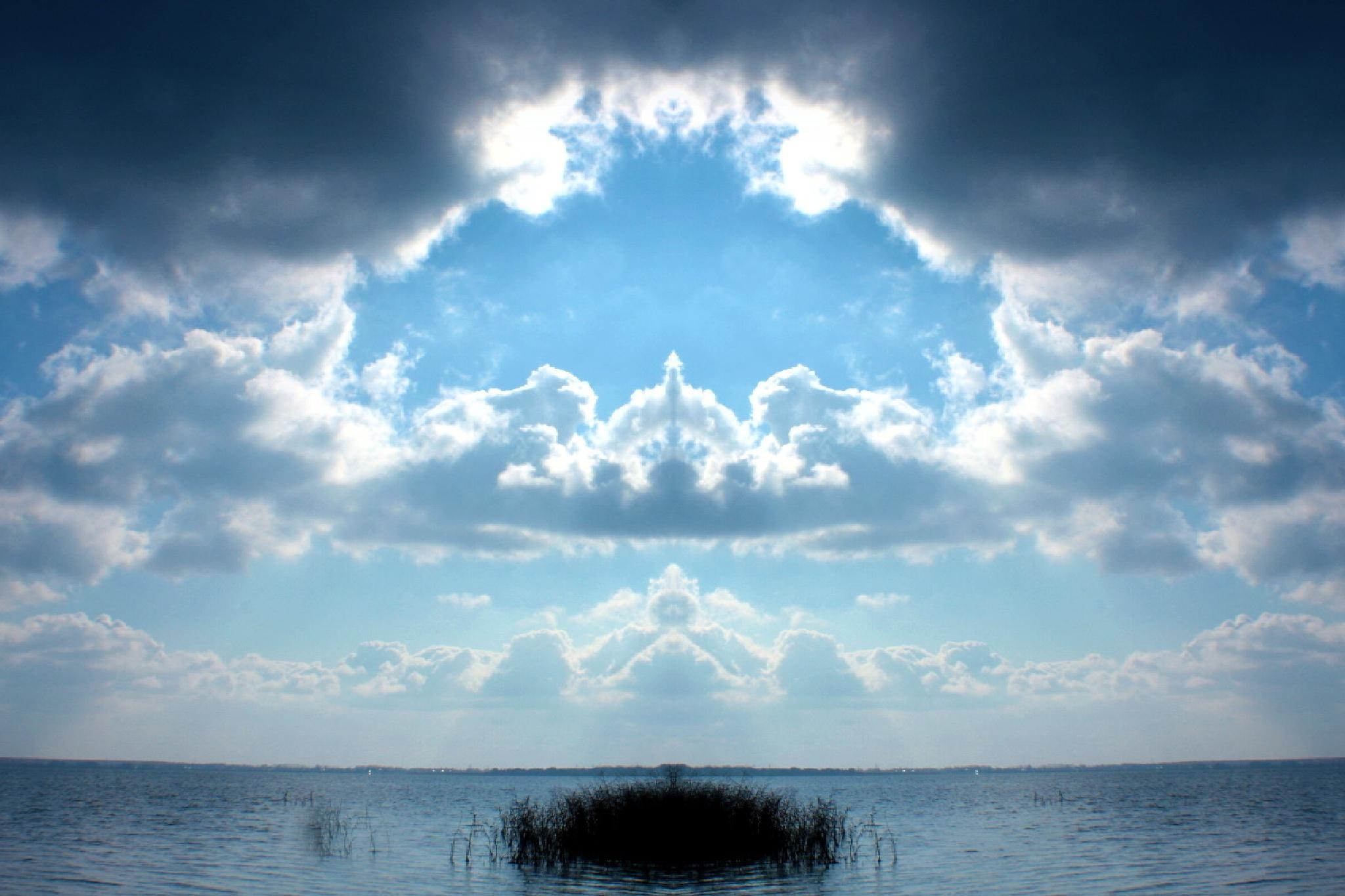 the sky by Alexey Komarov