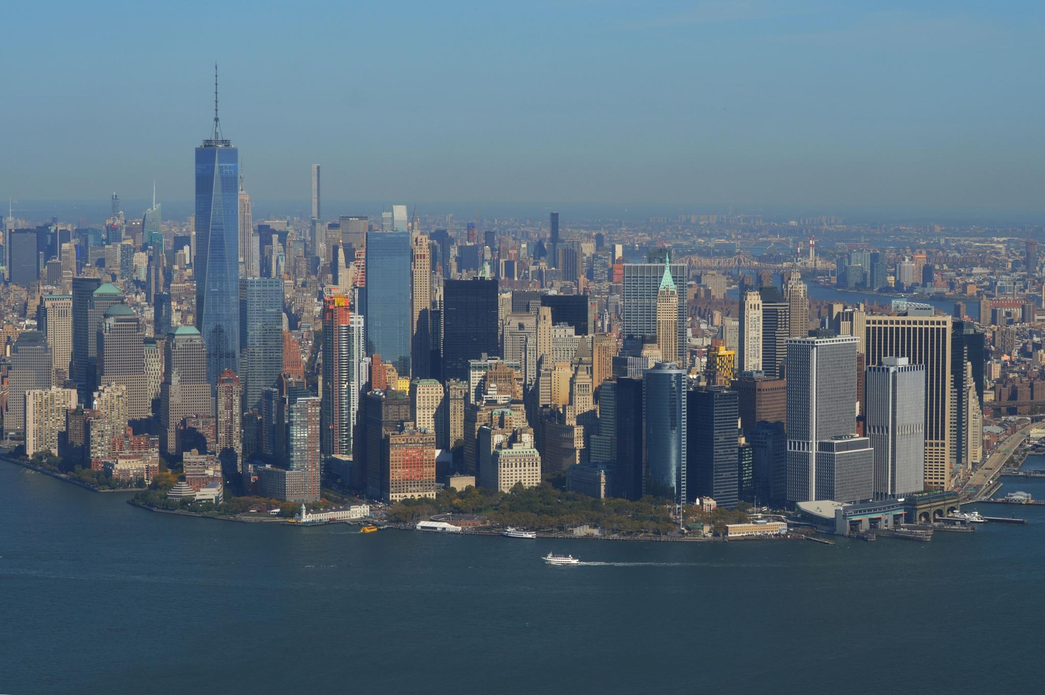 New York by Romatt02Art