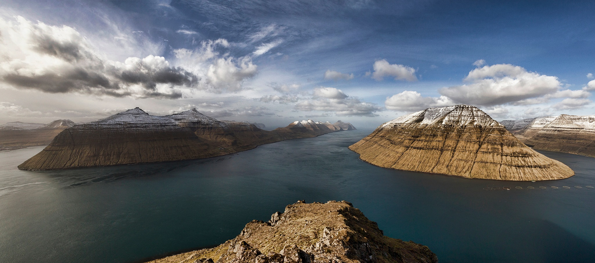 Amazing Kalsoy and Kunoy by Faroe Islands Hiking