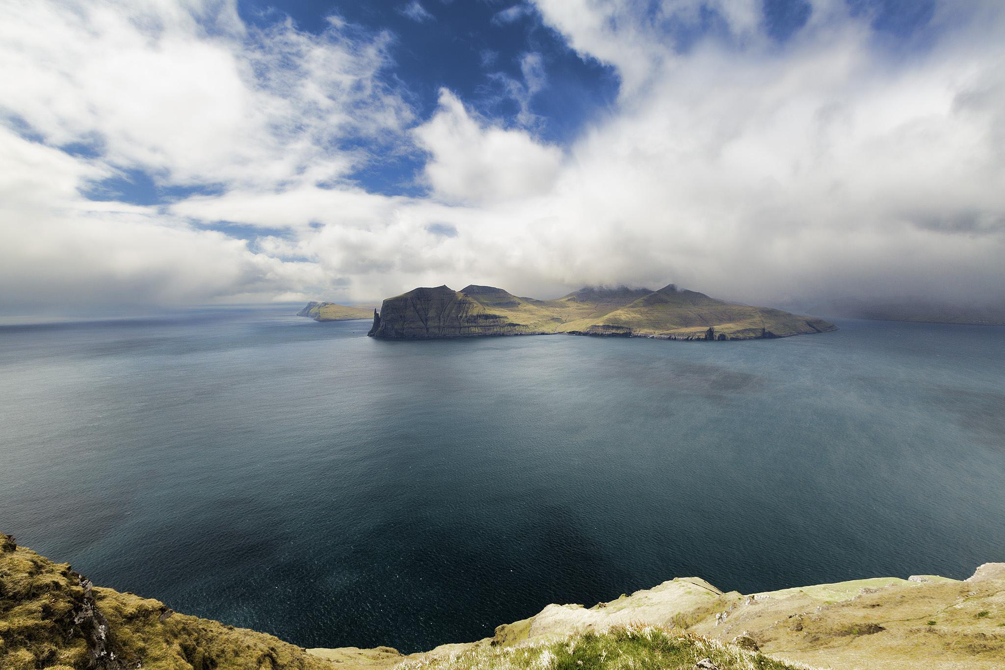 Vagar in Faroe islands by Faroe Islands Hiking