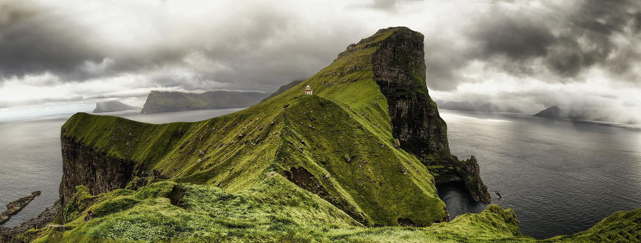 Kallurin on Kalsoy in Faroe Islands by Faroe Islands Hiking