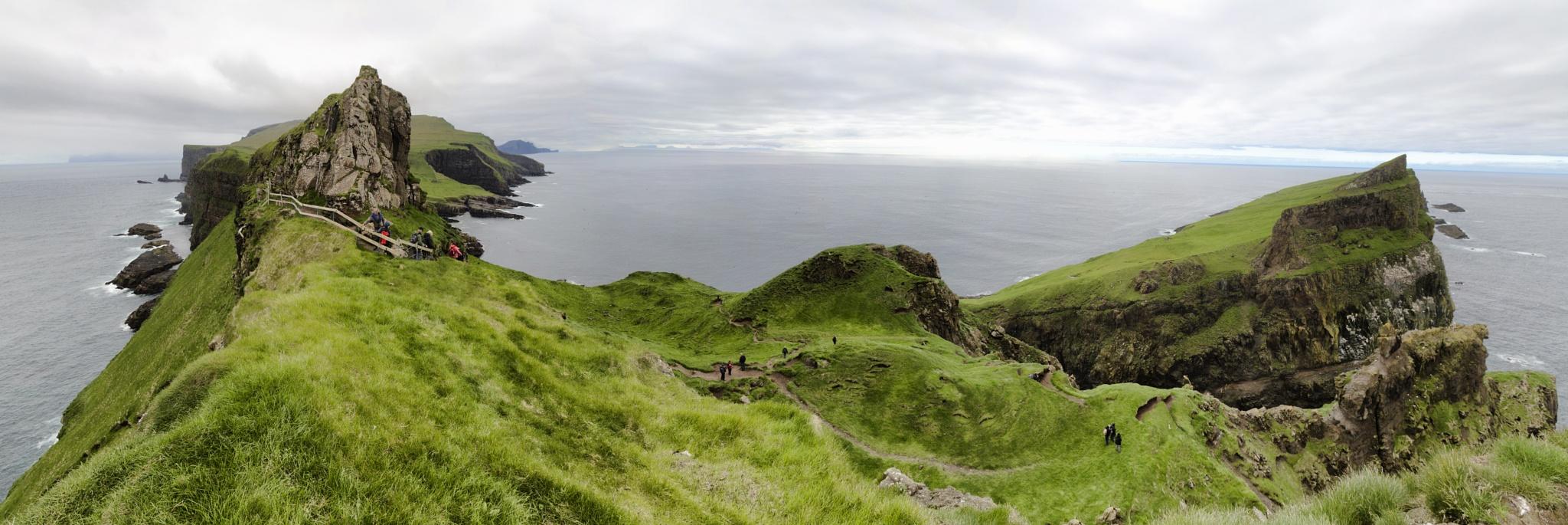 Mykines in Faroe Islands by Faroe Islands Hiking