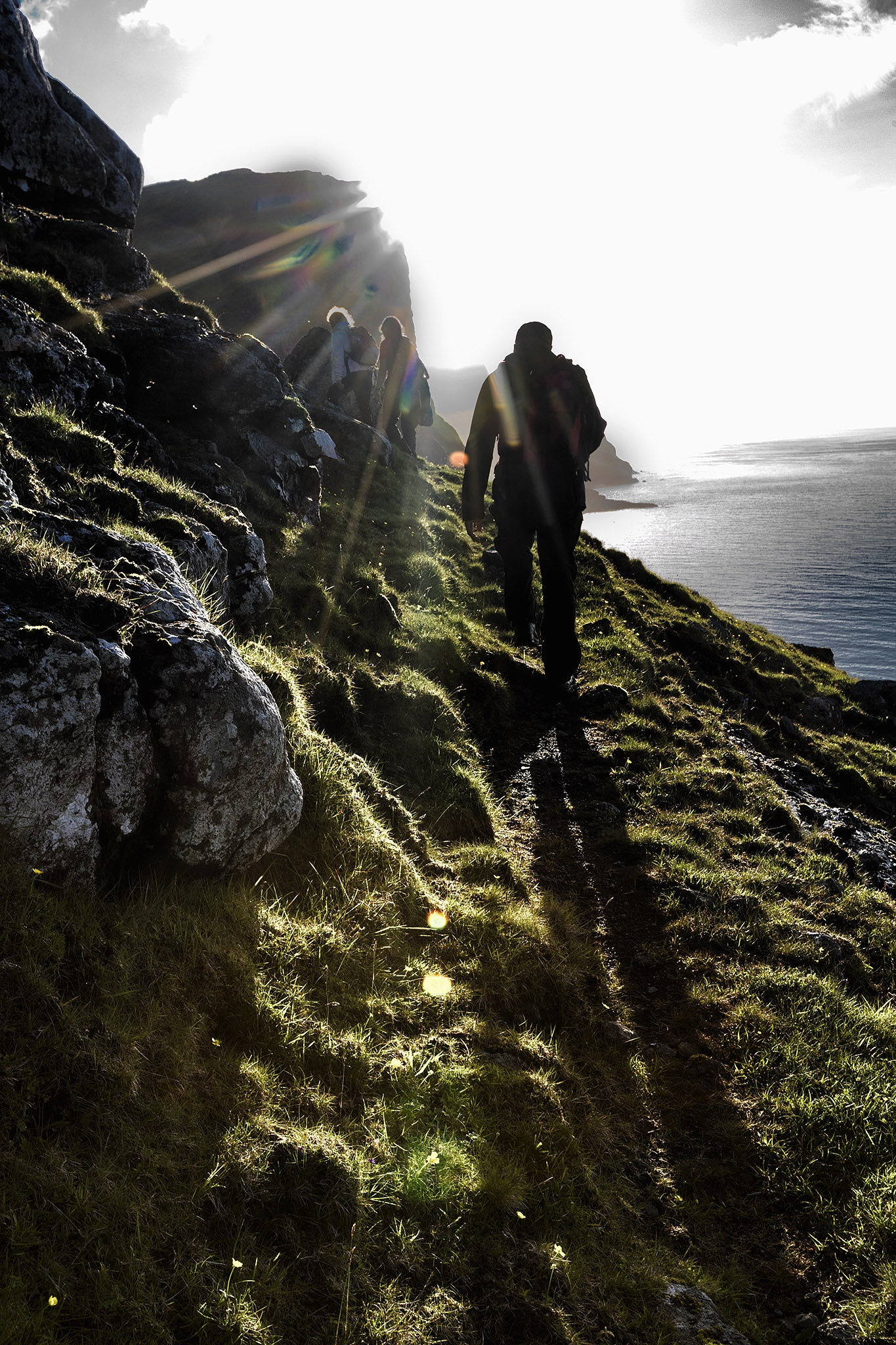Afternoon hiking in the Faroe Islands by Faroe Islands Hiking